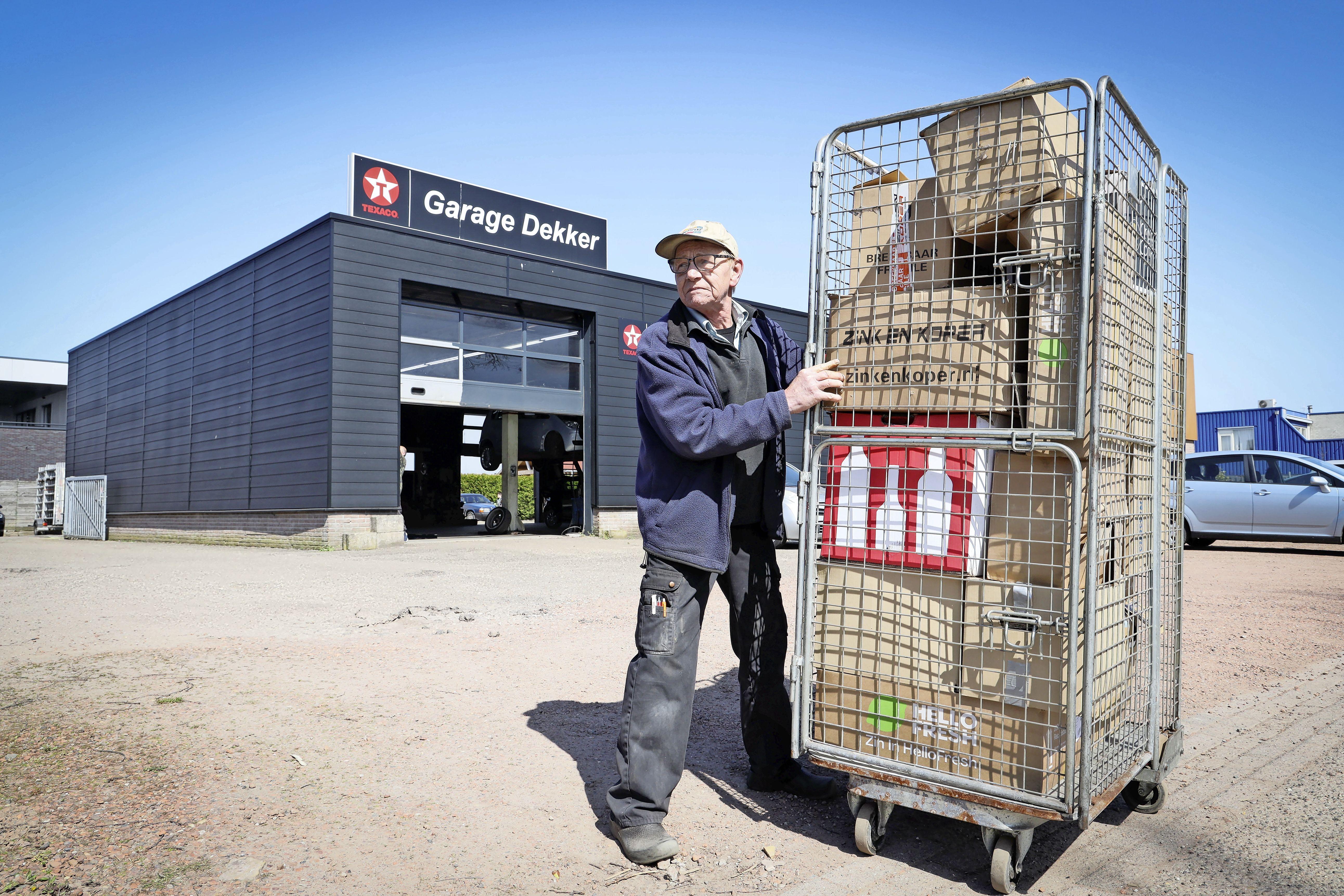 Meningen verdeeld over betalen voor het ophalen van oud papier van bedrijven: 'Ze hebben het al moeilijk genoeg'