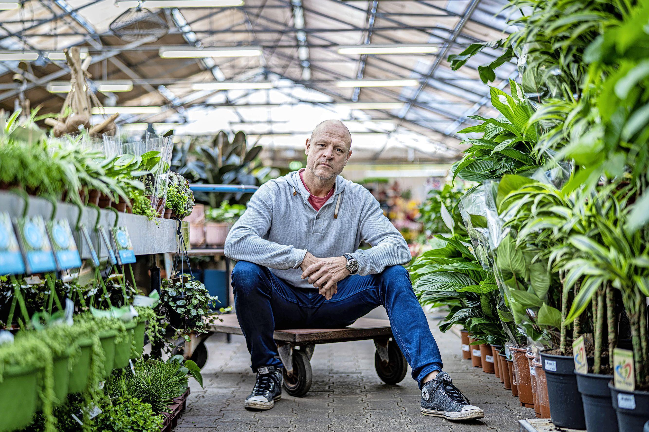 Door brand gedupeerde Intratuin kan nog tot 1 oktober in Voorschoten blijven: 'Het liefst ook nog één keer Kerst en vuurwerk'