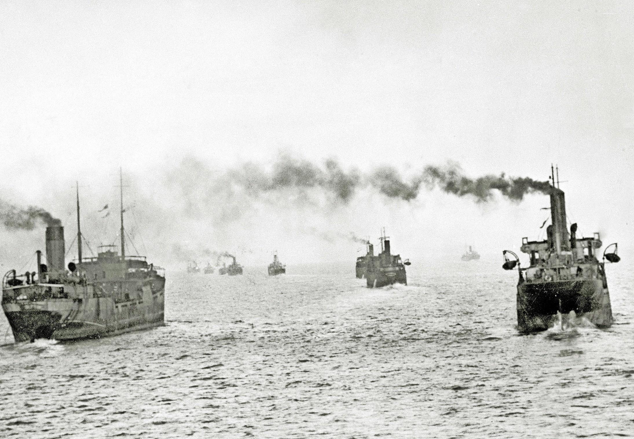 Ook zeelieden uit Waterland waren onze bevrijders. Met acht niet teruggekeerde zeelieden bracht Marken het grootste offer