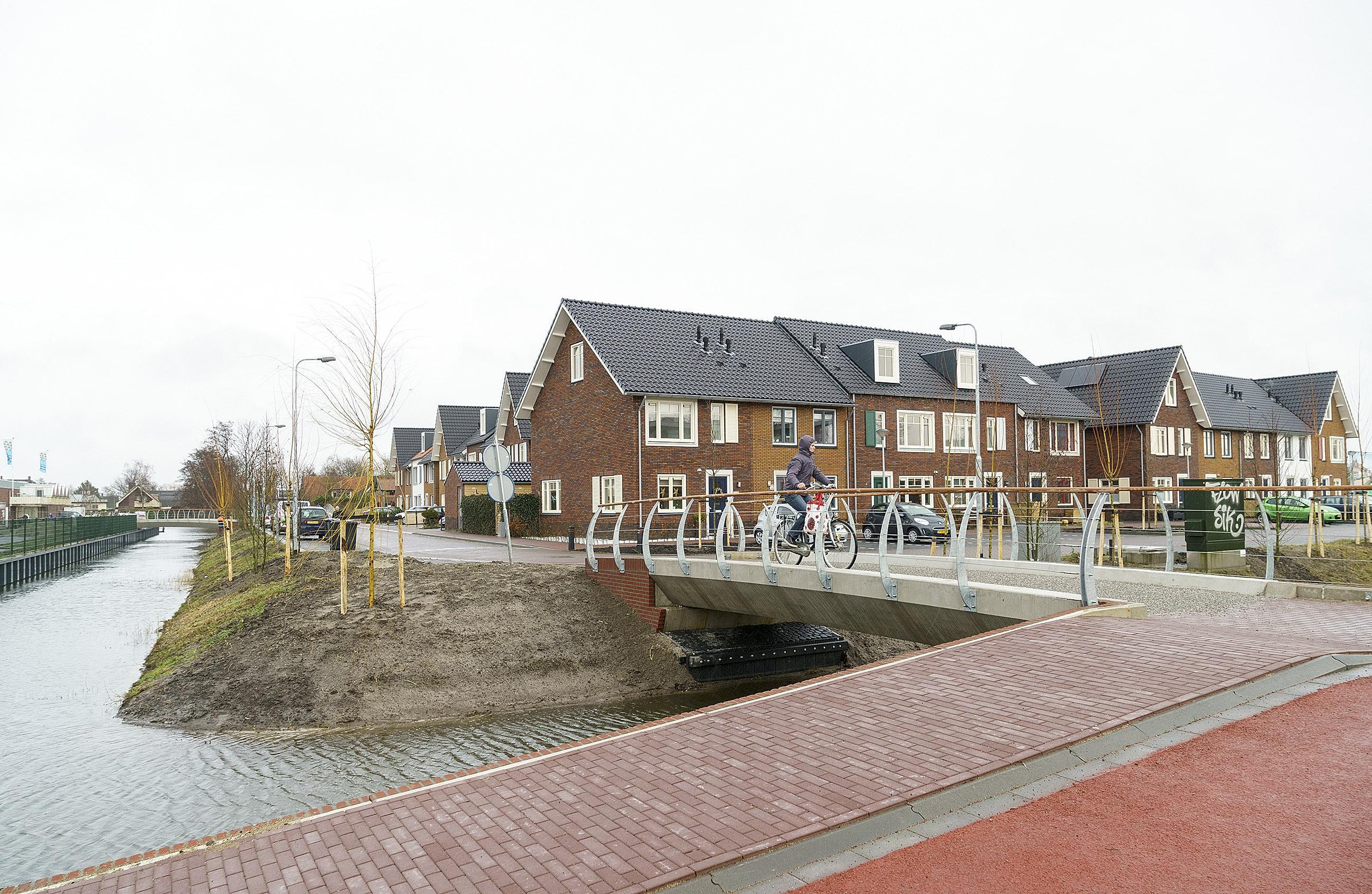 Is het straks mogelijk om van de Broekerveiling naar Sint Pancras te varen? De komst van 84 nieuwe woningen in Langedijk biedt grote kansen voor doorvaarbaarheid