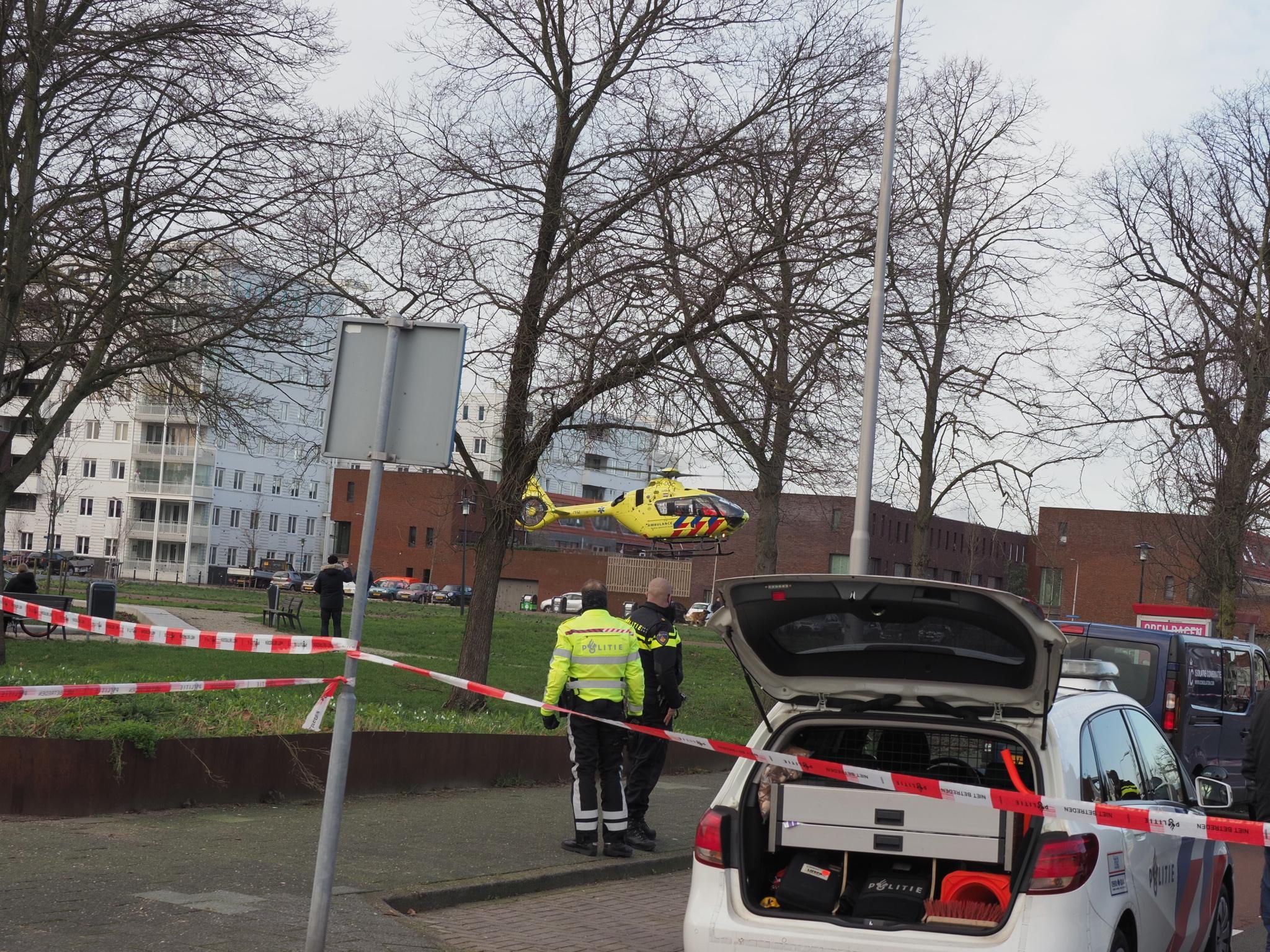 Oudere dame met rollator aangereden op Zeeweg in IJmuiden