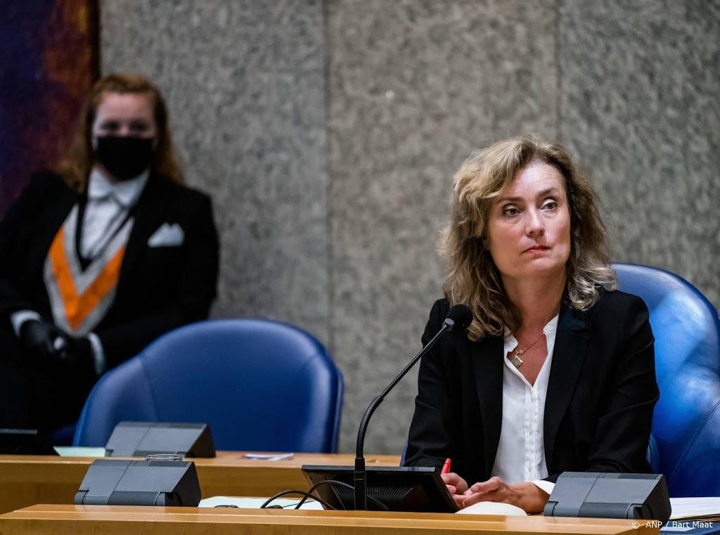 Brandbrief: voorzitter moet seksueel wangedrag in Kamer tegengaan