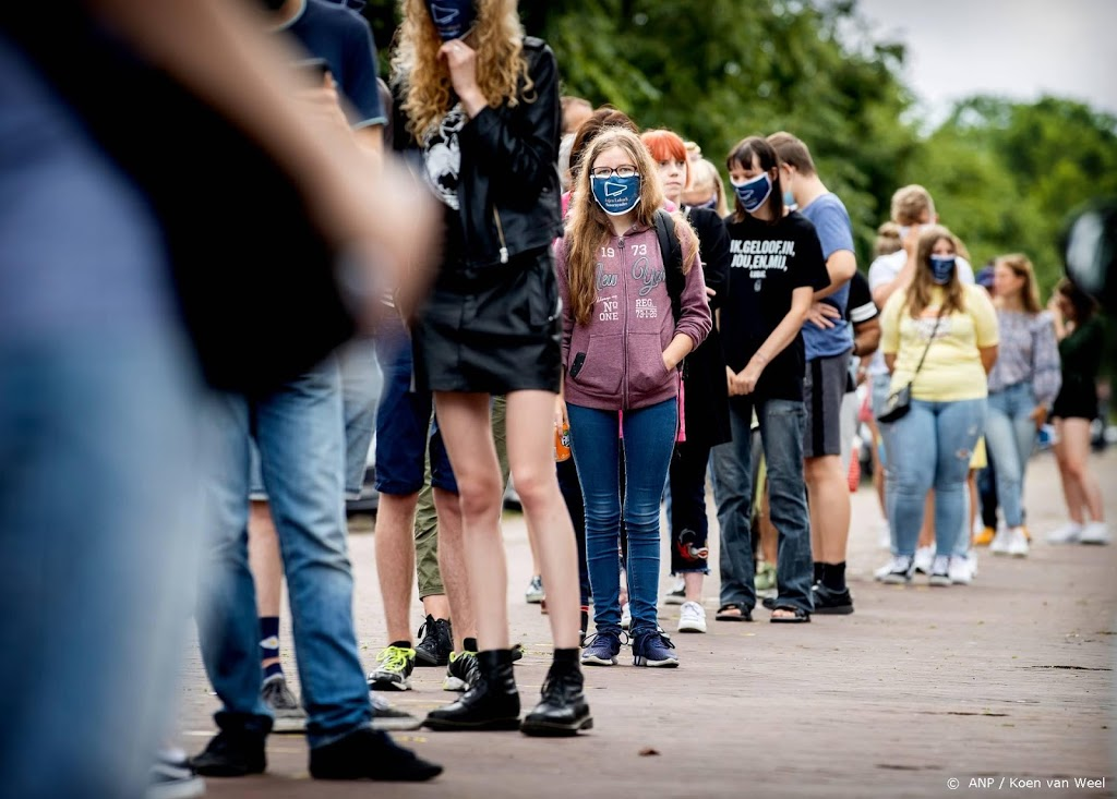 'Crisis mag van jeugd geen verloren generatie maken'