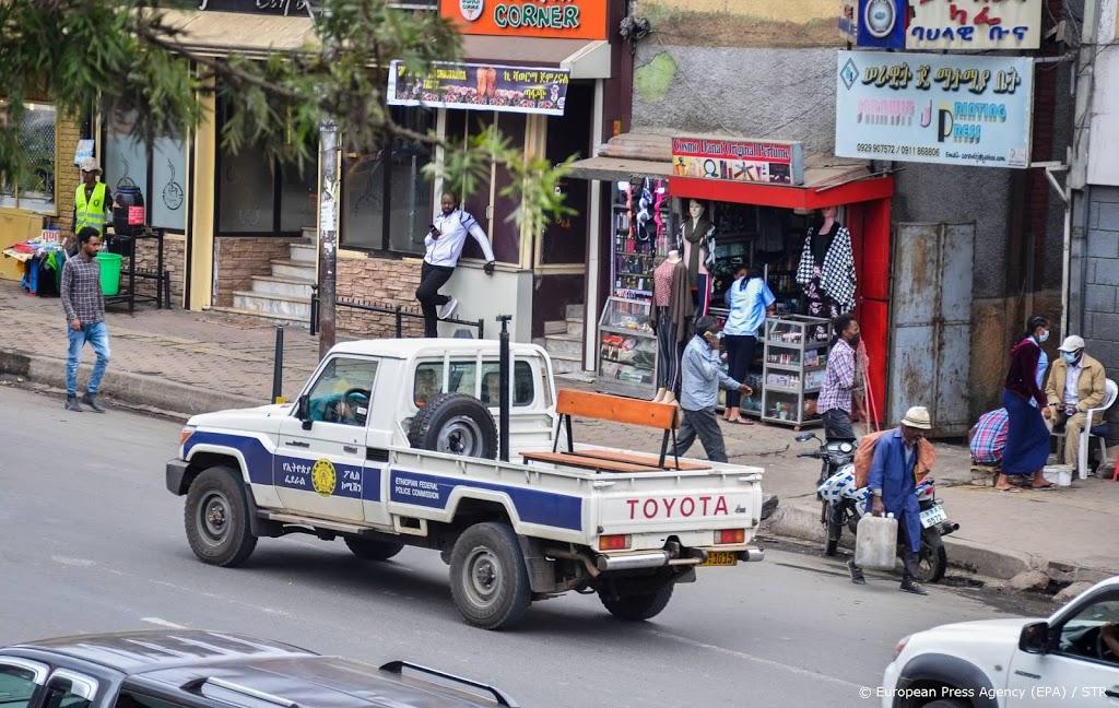 'Aantal doden door etnisch geweld Ethiopië loopt op tot ruim 200'