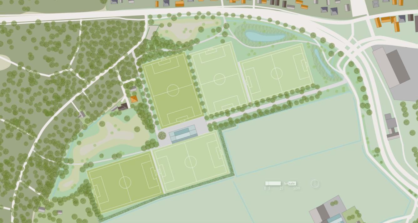 De voetbalfusie inclusief nieuw sportcomplex aan de Egmonderstraatweg lijkt er nu echt te komen. Betrokken partijen vragen zich af: wordt er wel naar ons geluisterd?