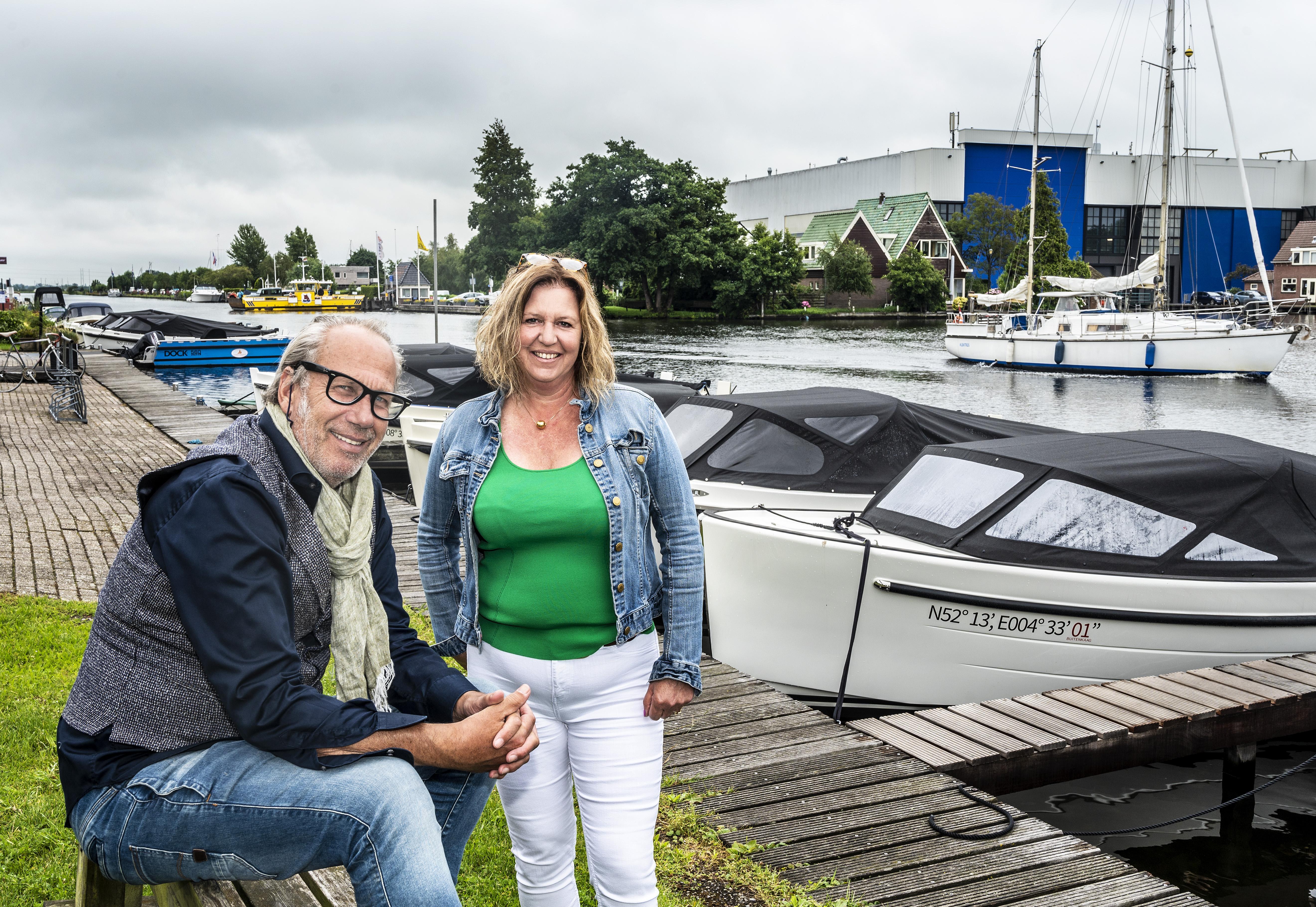 Magazine over varen langs de oevers van de Haarlemmeerse Ringvaart: een reis door de geschiedenis