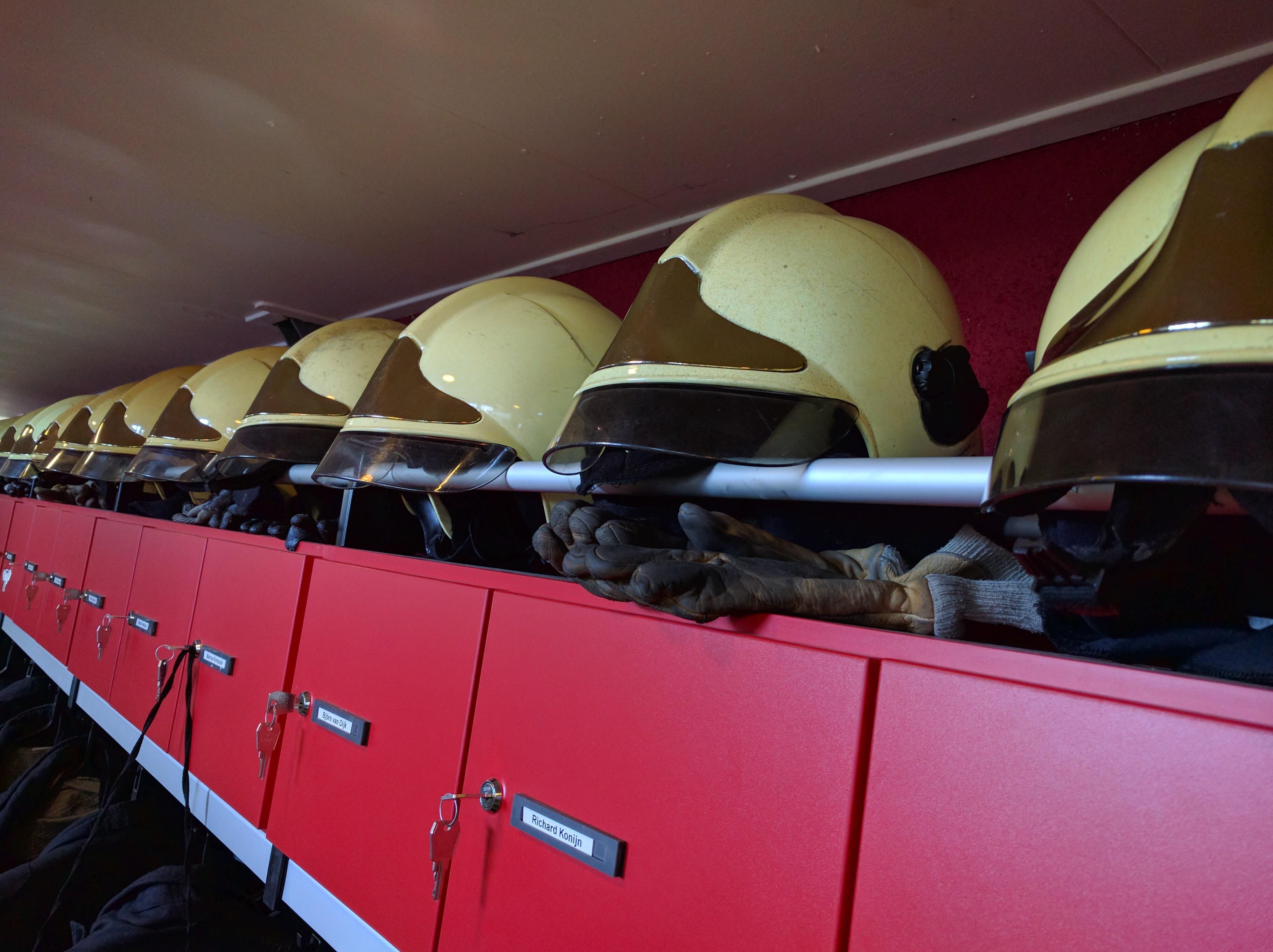 Derde coronabesmetting bij brandweer Noord-Holland Noord: nu ook medewerker van post Heiloo in quarantaine geplaatst