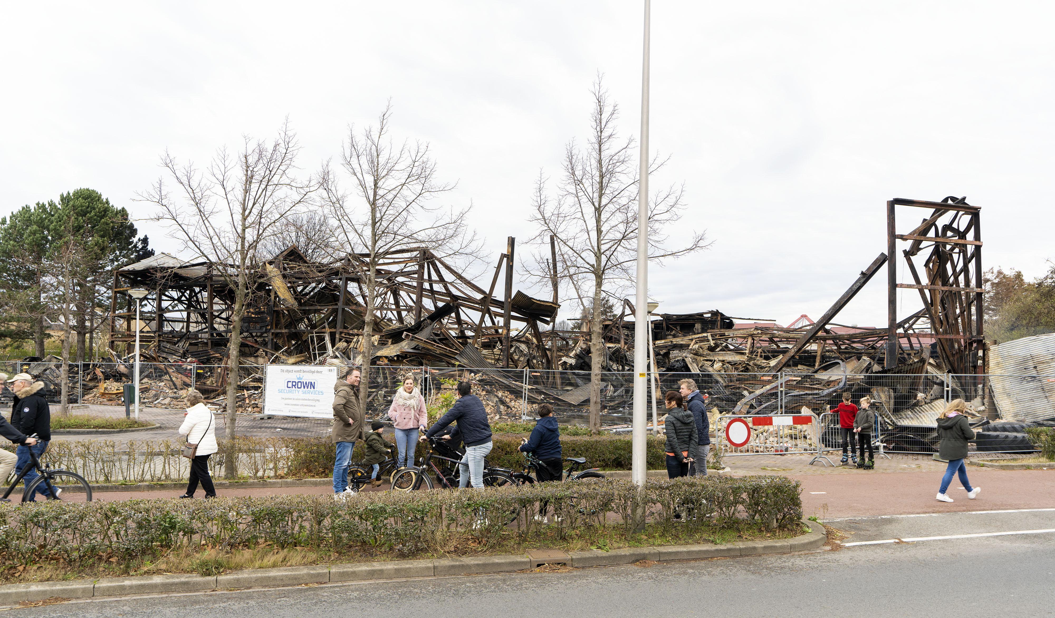 Dertig clubs zijn de dupe van brand De Schelft in Noordwijkerhout
