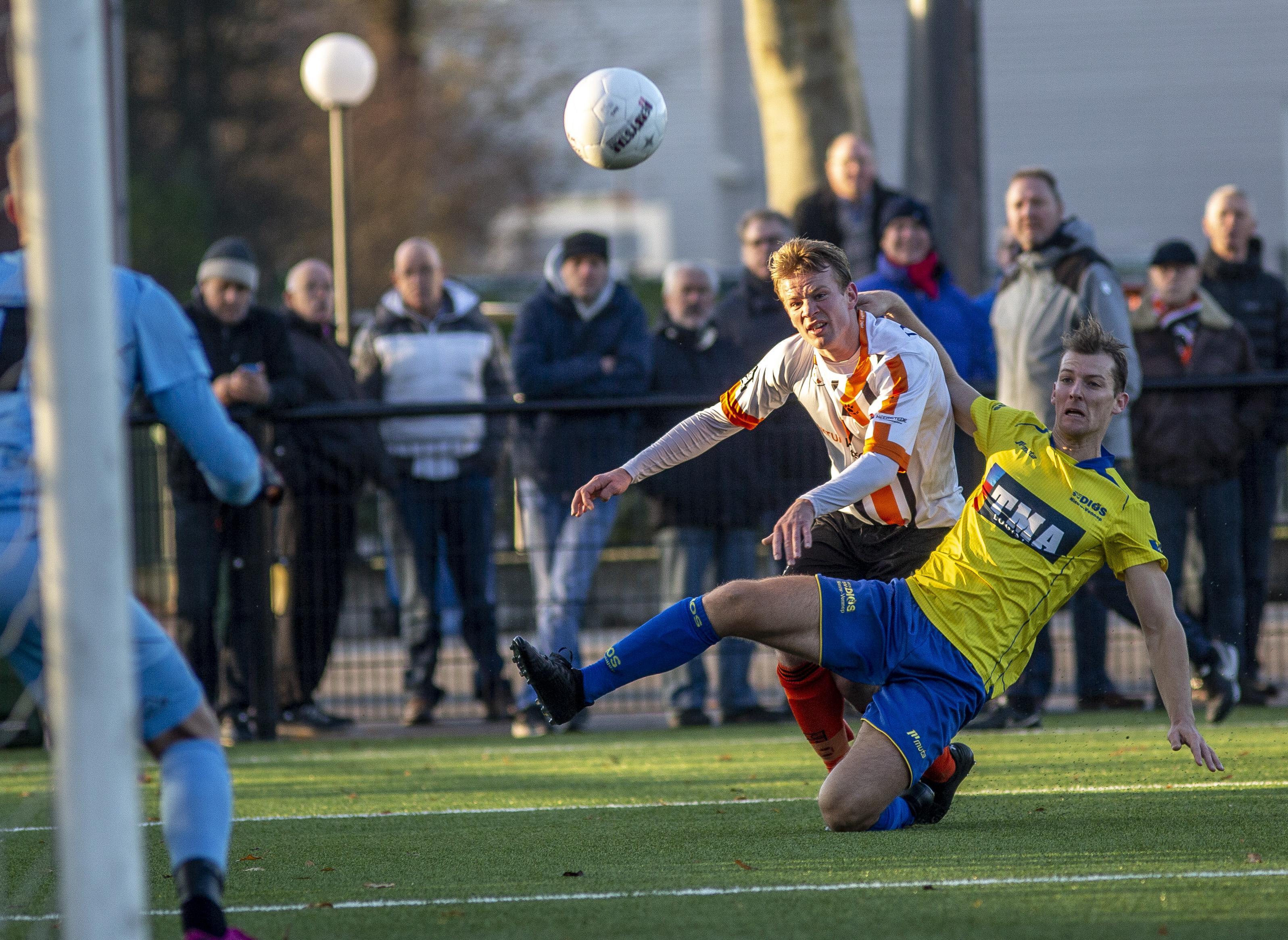 HBC grijpt tweede plaats in competitie na afgetekende overwinning op streekgenoot DIOS: 5-0