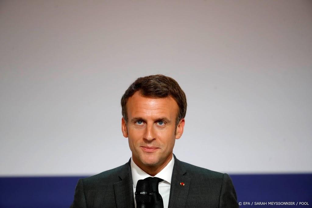 Franse senaat blokkeert referendum over klimaatwet
