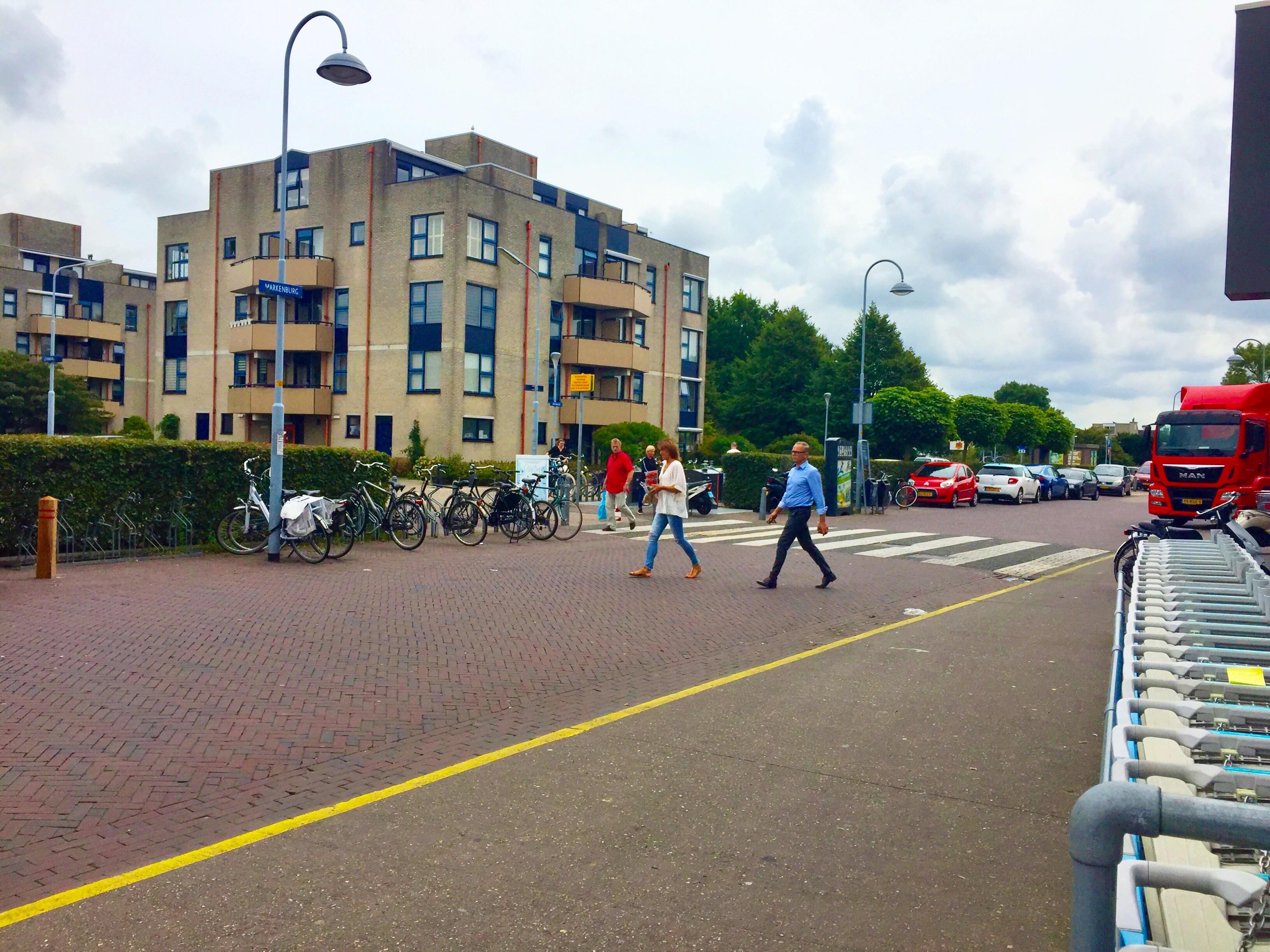 Wijkraad Toolenburg blij met aanpassingen rond winkelcentrum