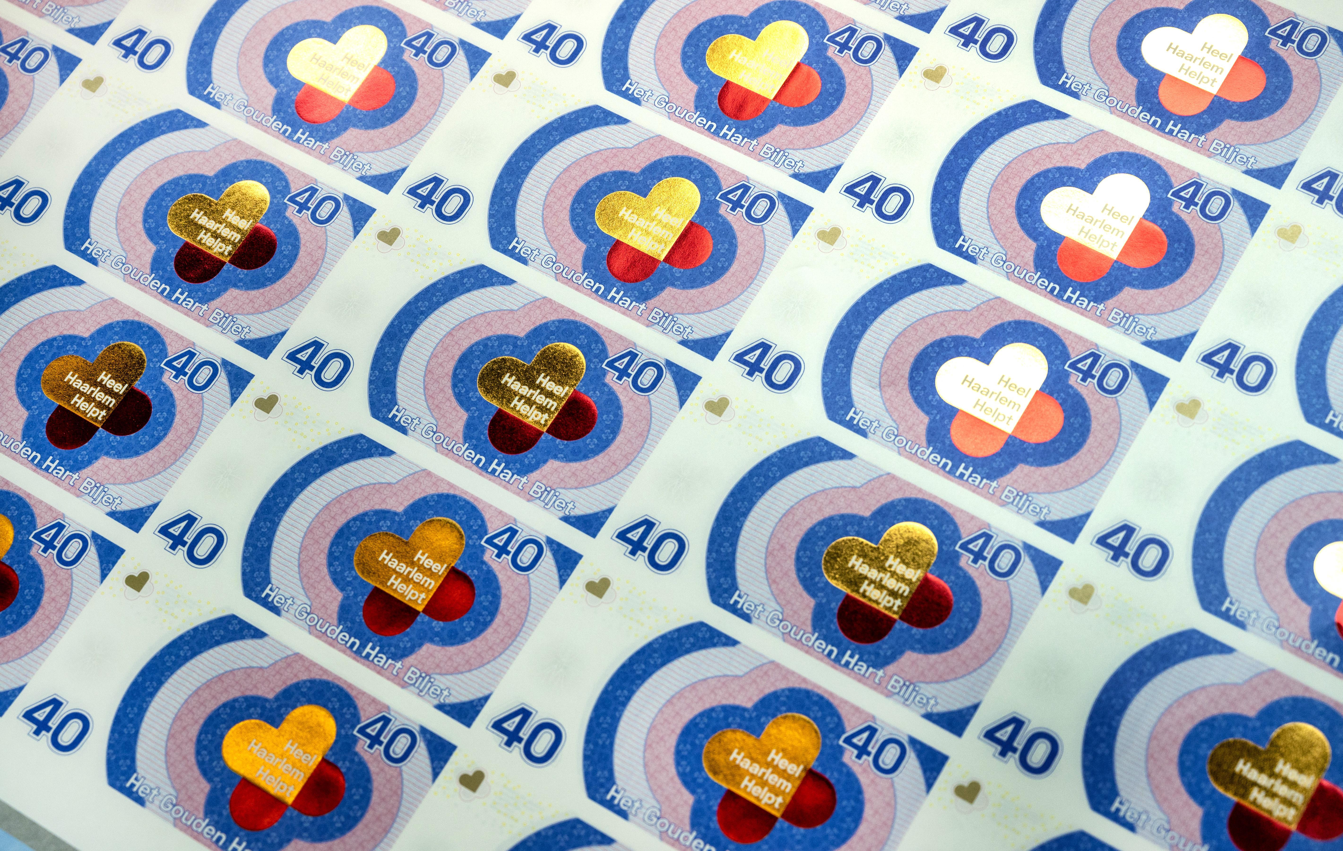 Stichting Heel Haarlem Helpt verlengt Gouden Hart Actie tot april volgend jaar