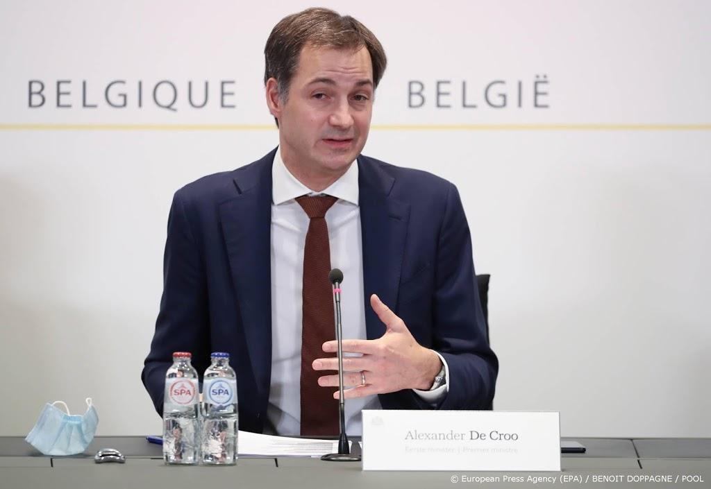 Belgie geeft coronavaccin vrije doorgang en heft geen btw