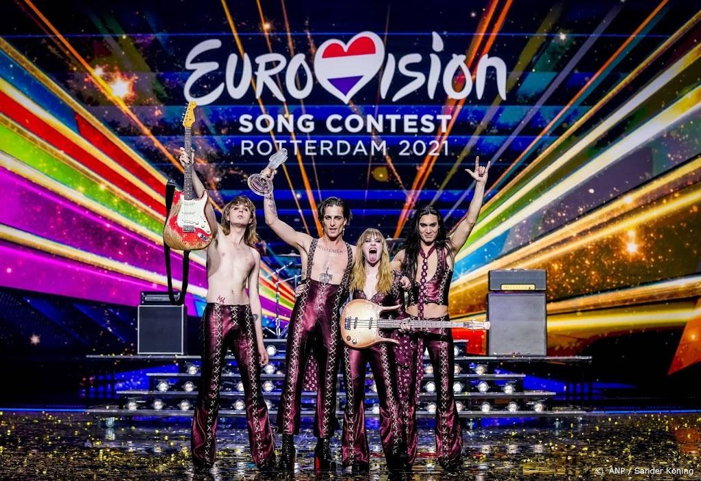 Gemiddeld vijf coronabesmettingen per Eurovisiesongfestivalshow