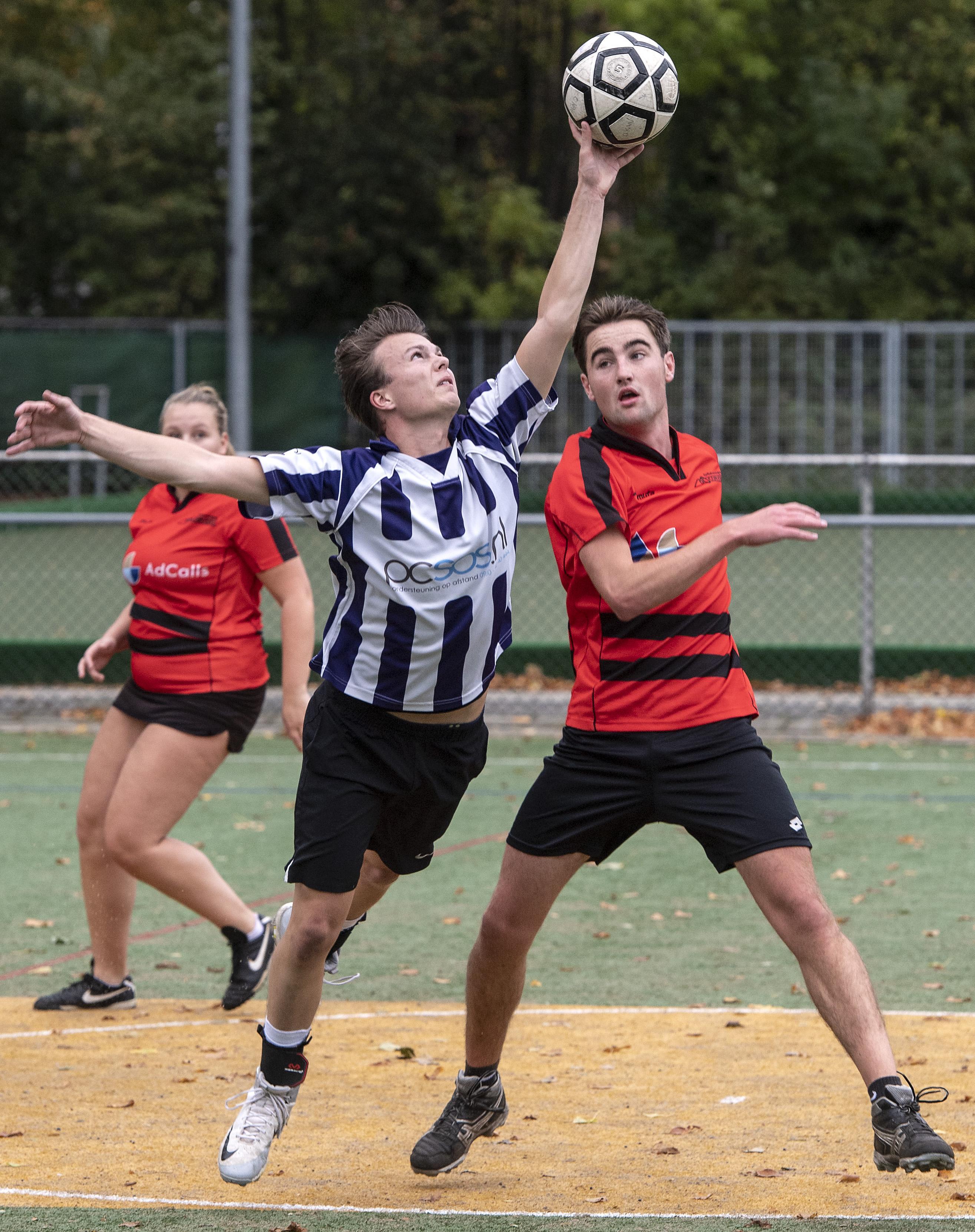 Korfbalploegen Oosterkwartier en DKV maken stap omhoog