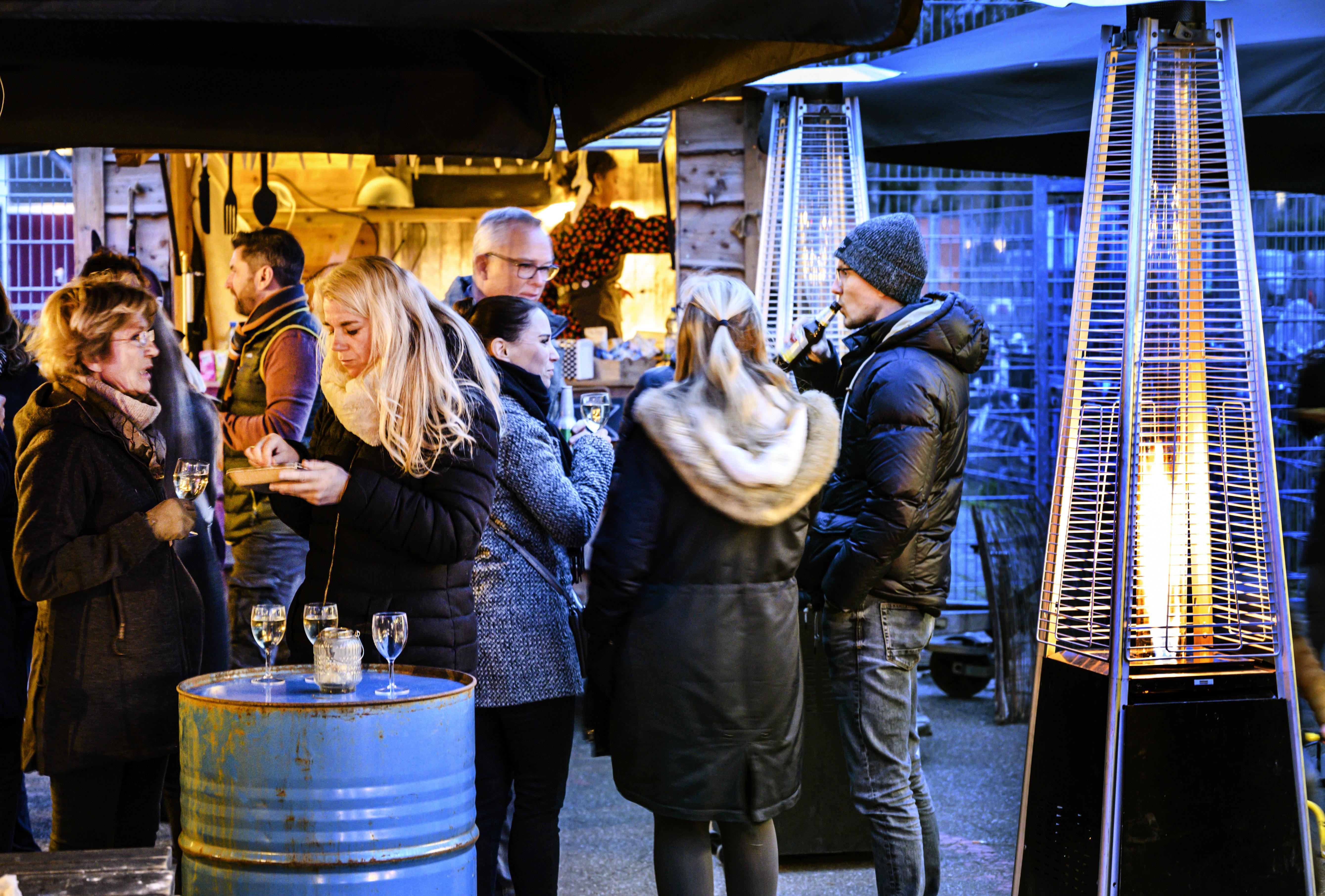 Eats & Beats Après-Ski in Vijfhuizen is een blijvertje