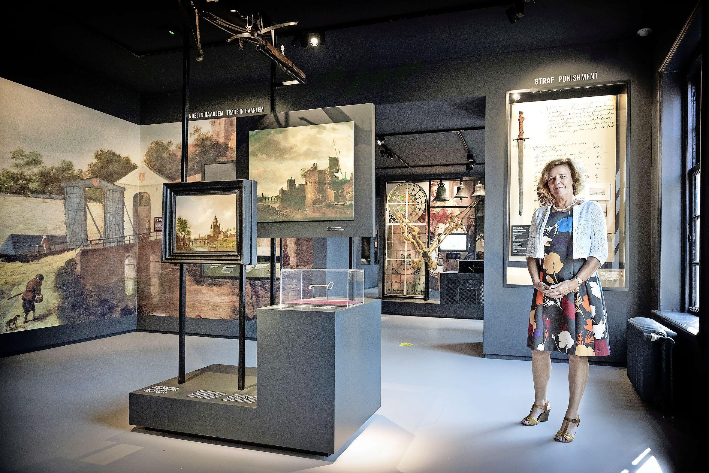 Oproep Laura van der Wijden; 'Laten we duimen dat het Museum Haarlem weer open mag'