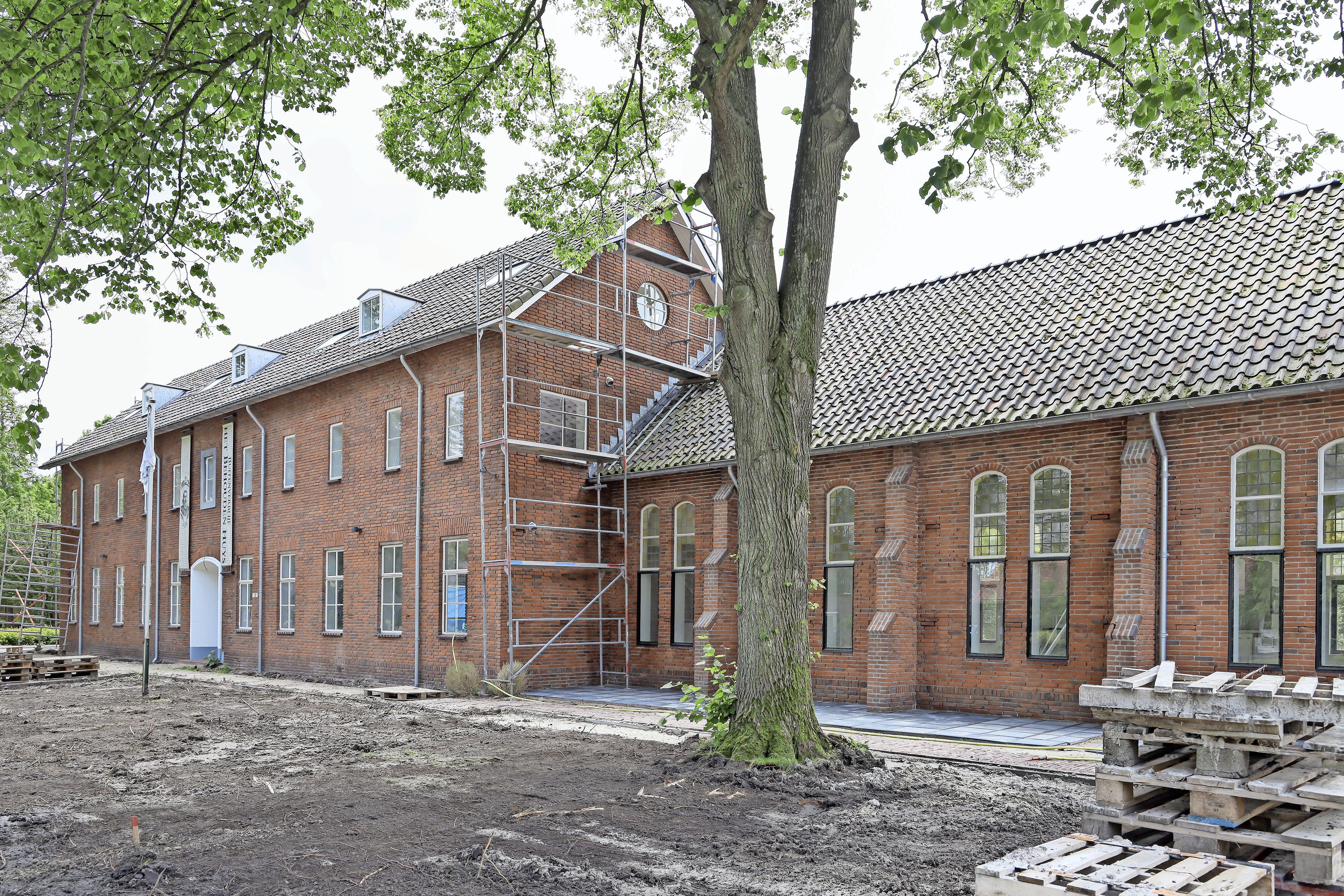 Wonen in een voormalig klooster. Het Behouden Huys in Hoogkarspel is klaar voor eerste bewoners