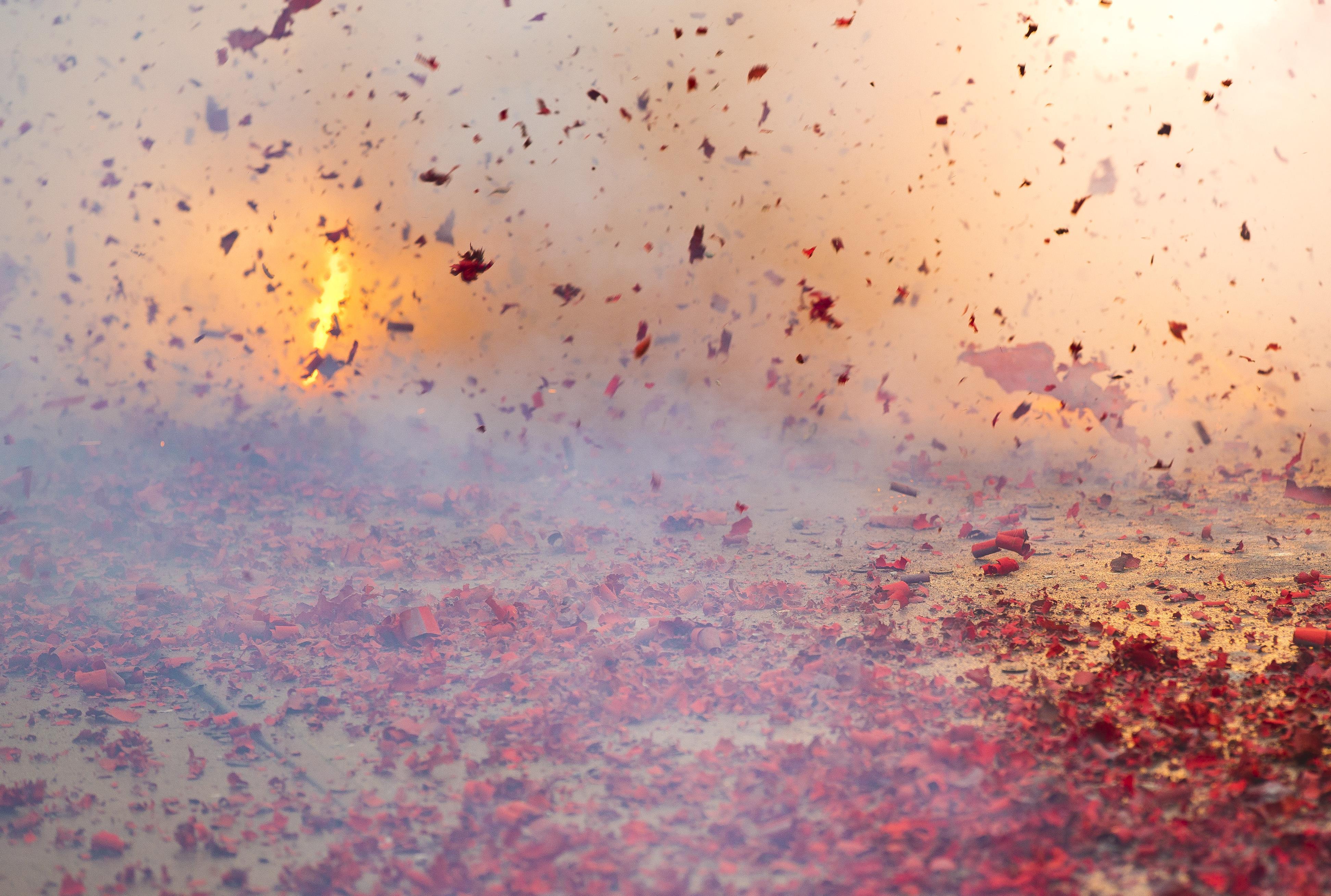 Nieuwe discussie over vuurwerk in Teylingen