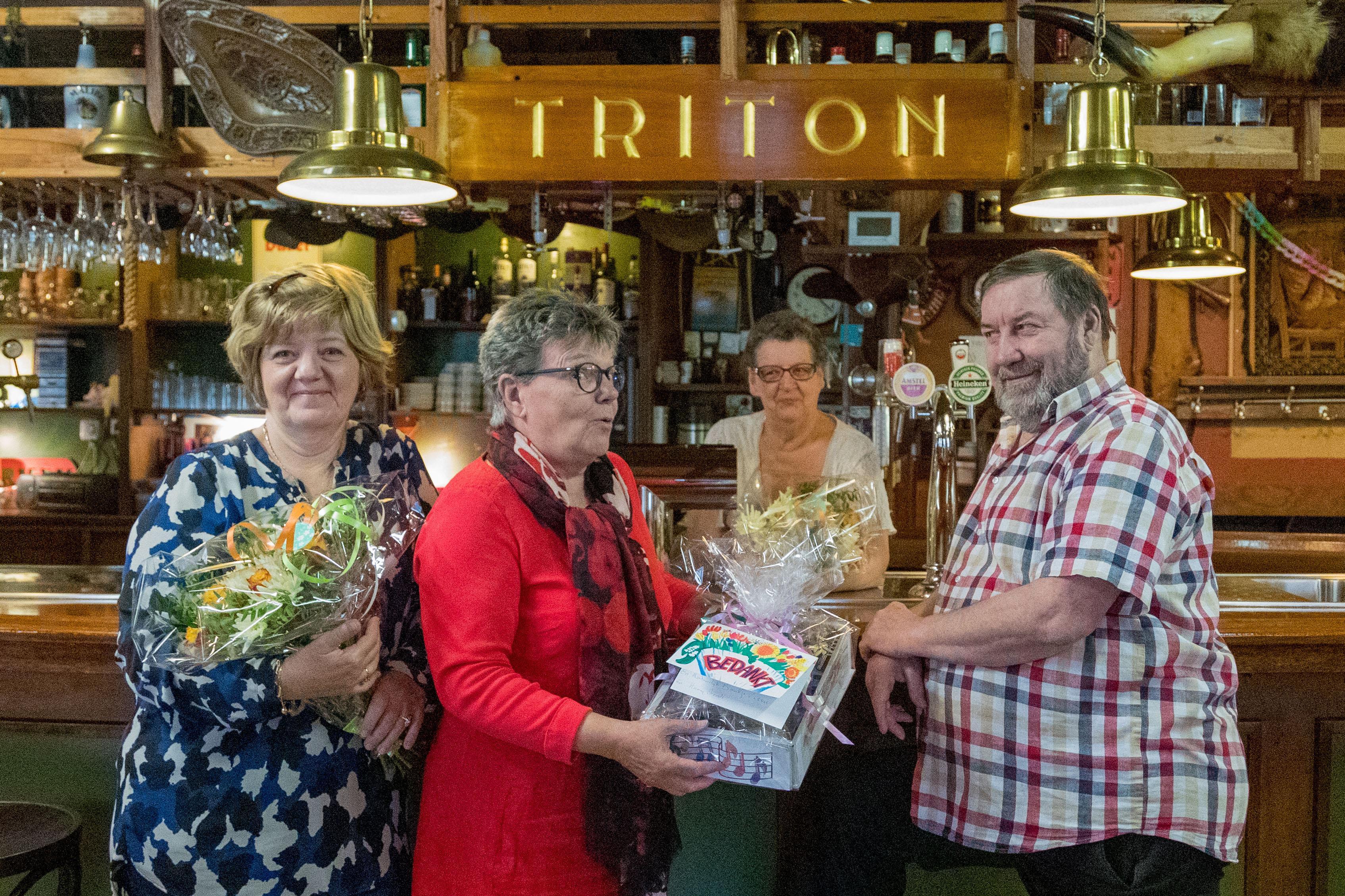 In de Tritonbar in Medemblik werden zulke lekkere gehaktballen geserveerd dat gasten van het sociaal restaurant er stiekem een paar mee naar huis namen. 'En altijd een soepie vooraf hè, dat hoorde erbij'