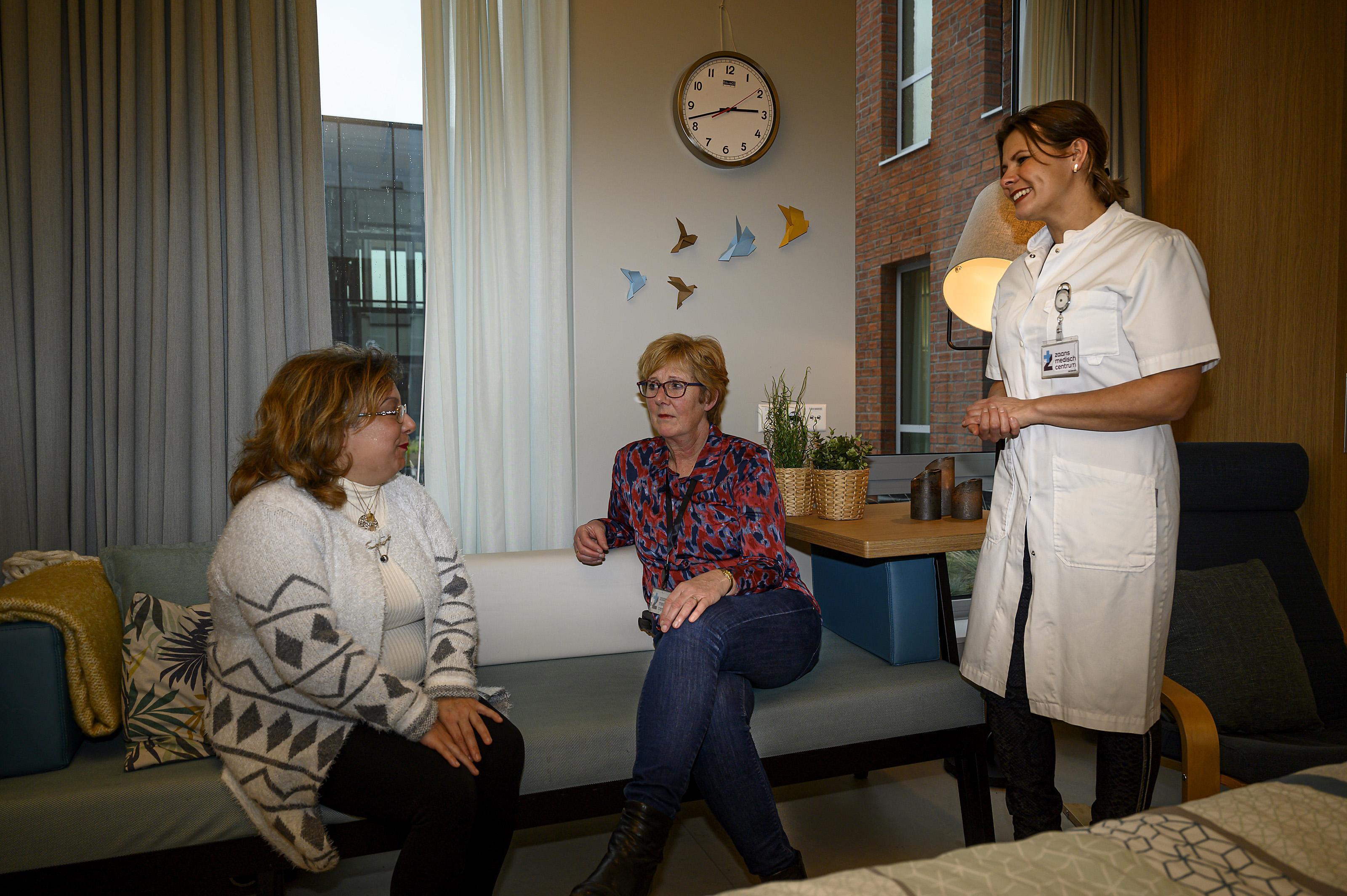 Internationale gezondheidsprijs voor Karin Eikenaar, door haar is er nu een warm en huiselijk hospice in het ZMC
