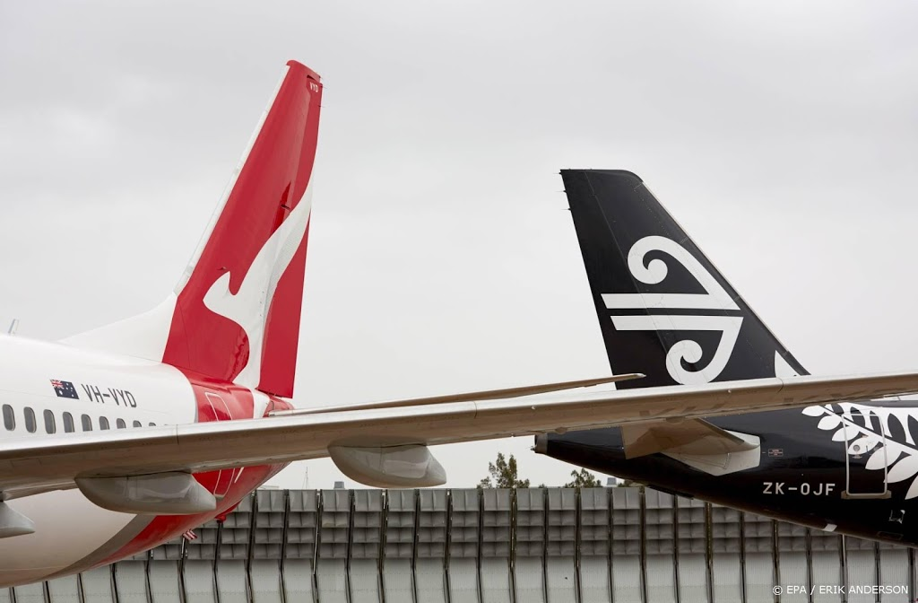 Medewerker vliegveld Auckland test positief na opening reisbubbel