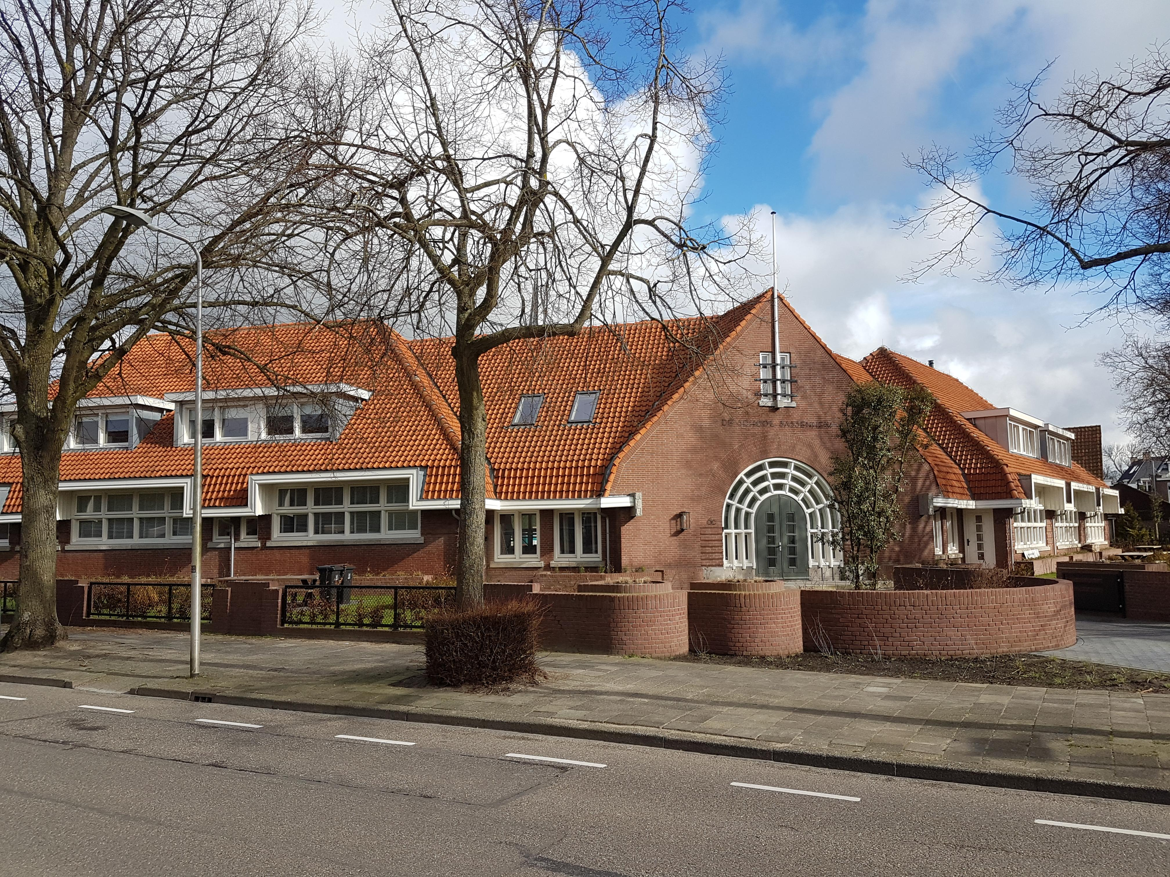 Restauratieprijs SOS voor Kompasschool Sassenheim