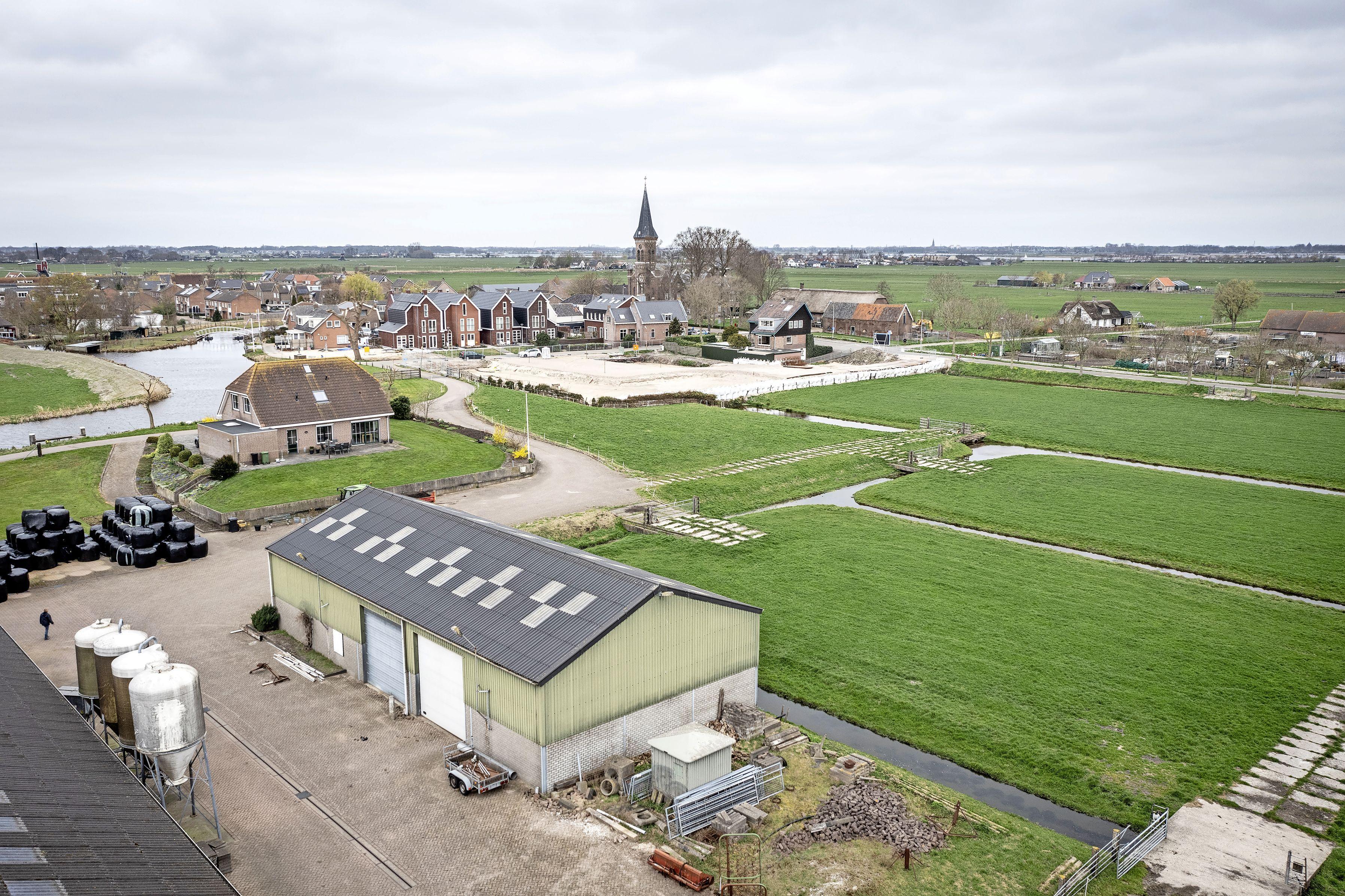 Vlak voordat sociale woningbouw in Oud Ade moet beginnen, is Raad van State nog niet helemaal tevreden