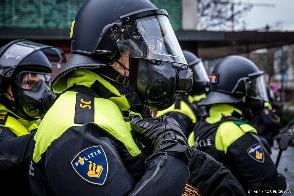 Politie Limburg houdt 17 verdachten aan bij ongeregeldheden