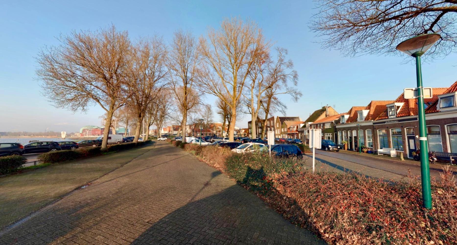 Hoornse ondernemers faliekant tegen opgeven parkeerplaatsen Westerdijk voor plantsoen: 'Dat is voor ons onnacceptabel'