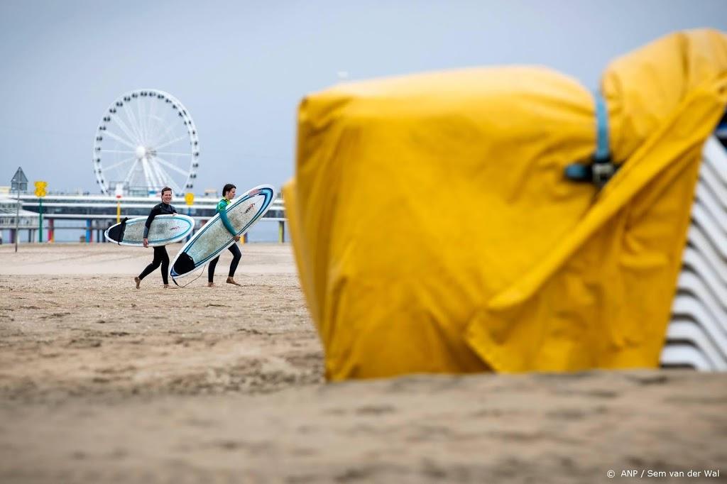 Woensdag kans op zeer zware windstoten langs de kust