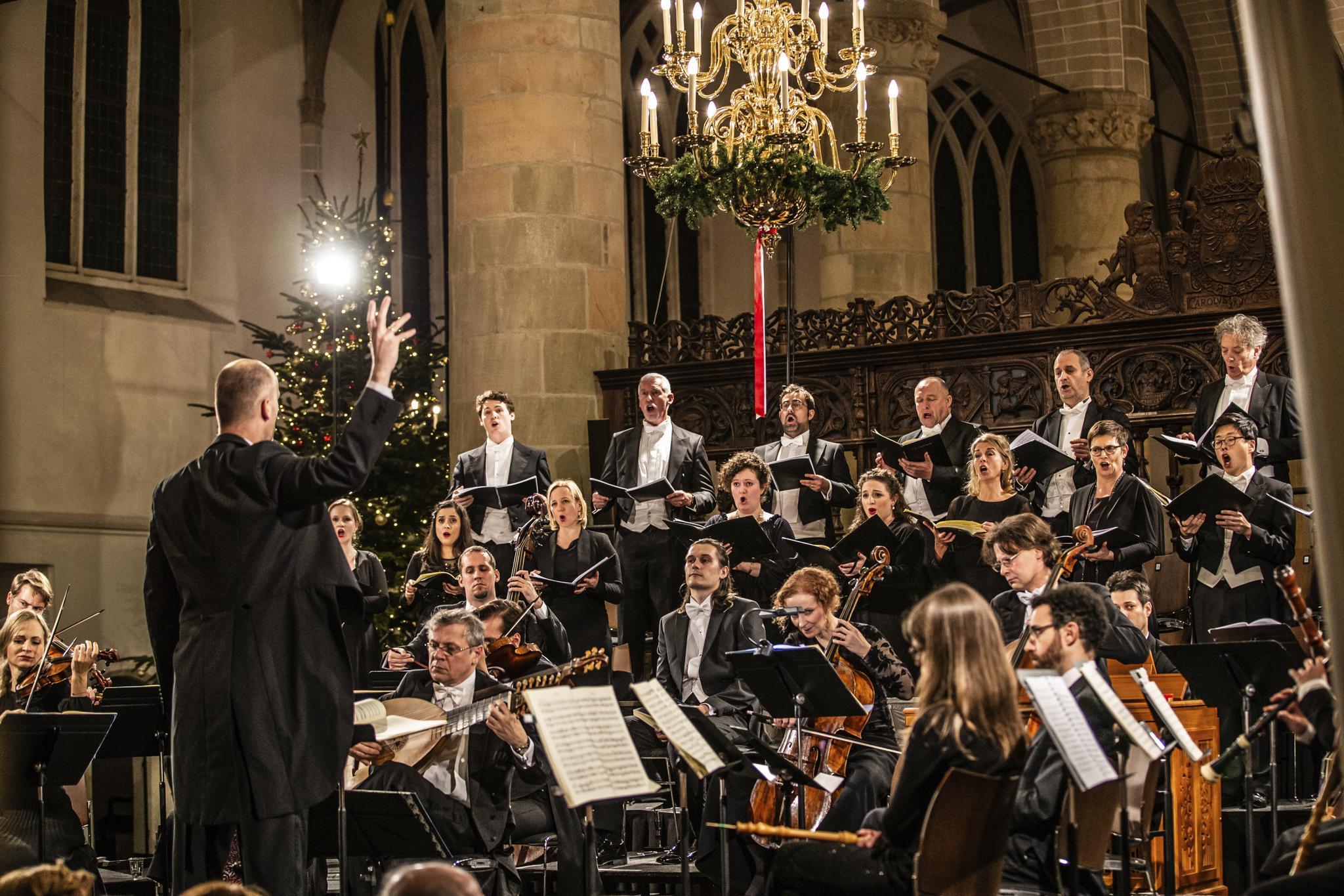 Recensie: Waar komt deze barokke schoonheid beter tot zijn recht dan in de Pieterskerk?