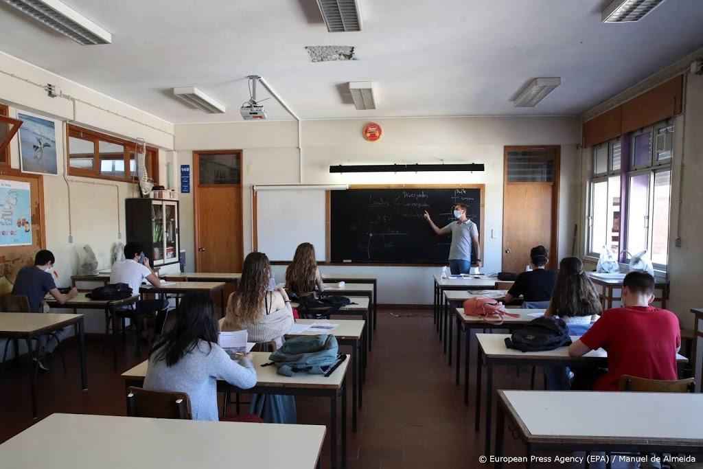 Portugal sluit scholen voor 15 dagen wegens coronavirus