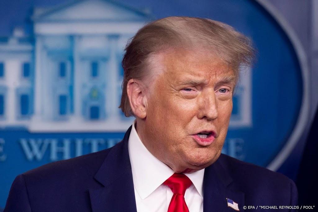 Trump wil staat Nevada aanklagen om stemmen per post