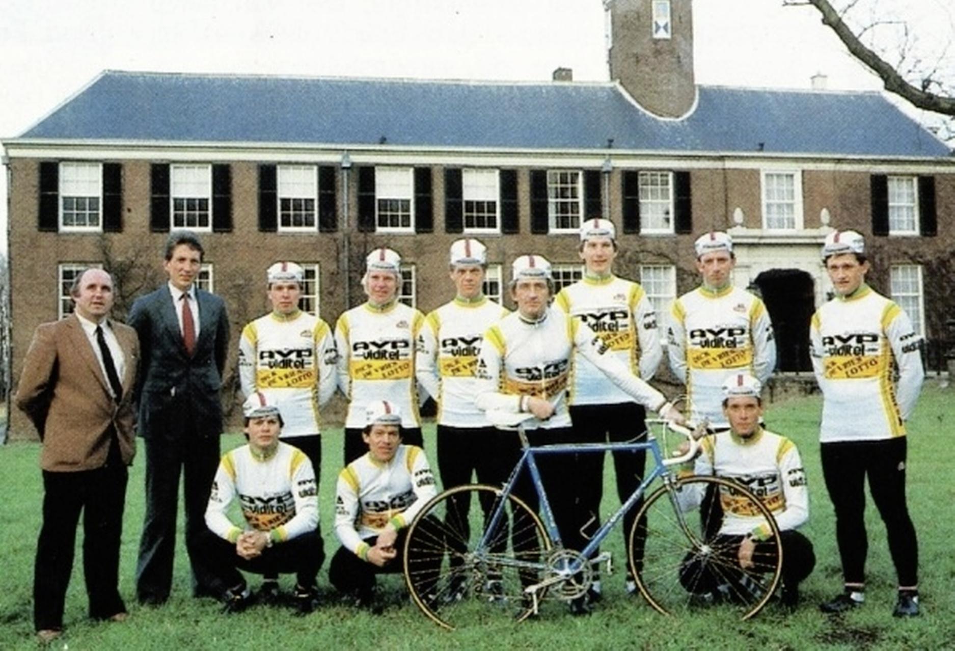 Sjaak de Goede was ploegleider van de aan lager wal geraakte oud-wereldkampioen Freddy Maertens. 'Hij was gewoon een sympathieke jongen, die het één en ander had meegemaakt'