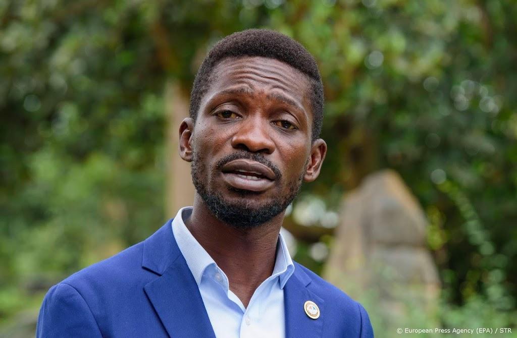Oegandese troepen houden ambassadeur VS weg van Bobi Wine