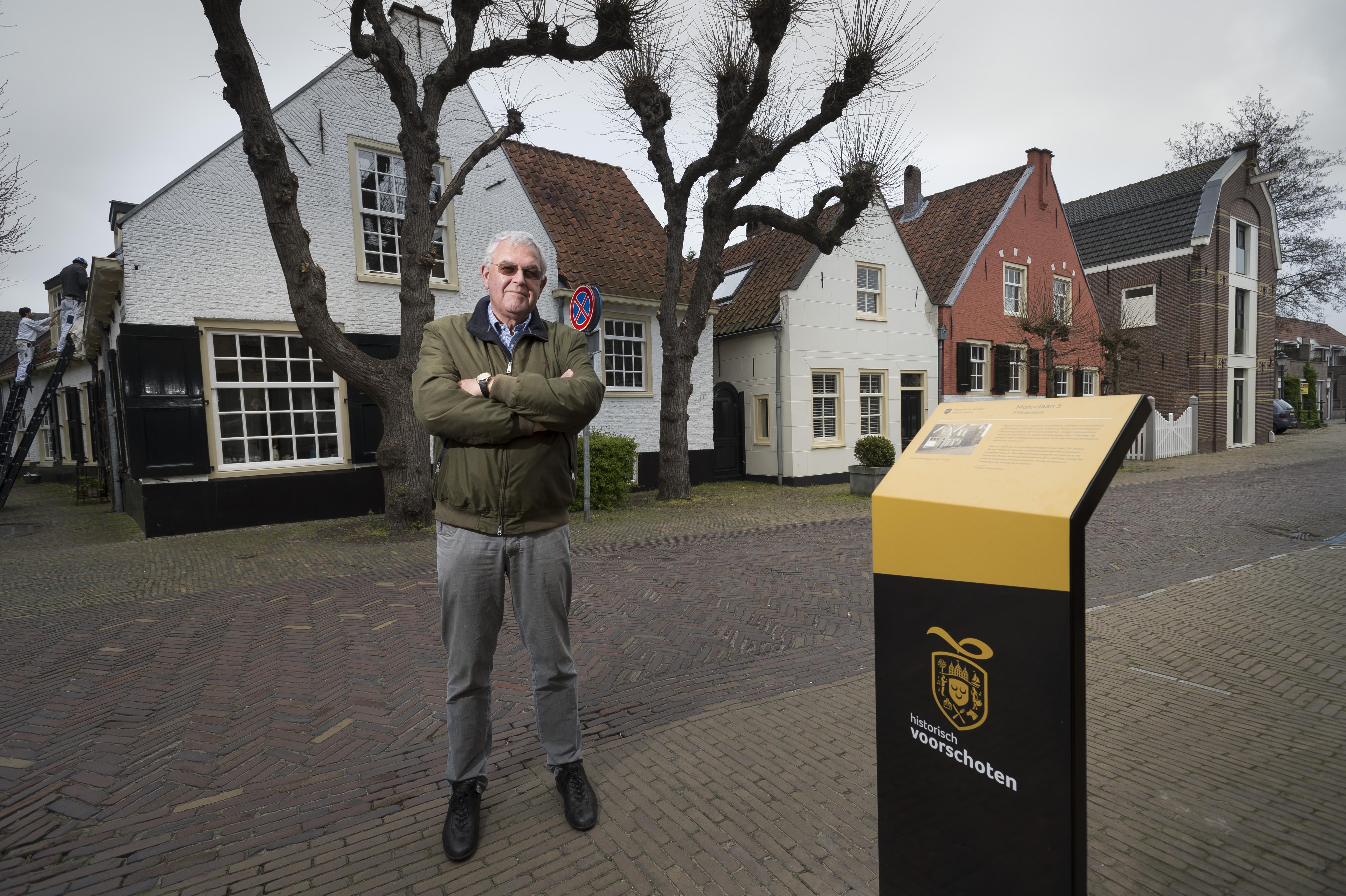 Adviesclub over centrum Voorschoten stapt teleurgesteld op: 'We worden niet gehoord'