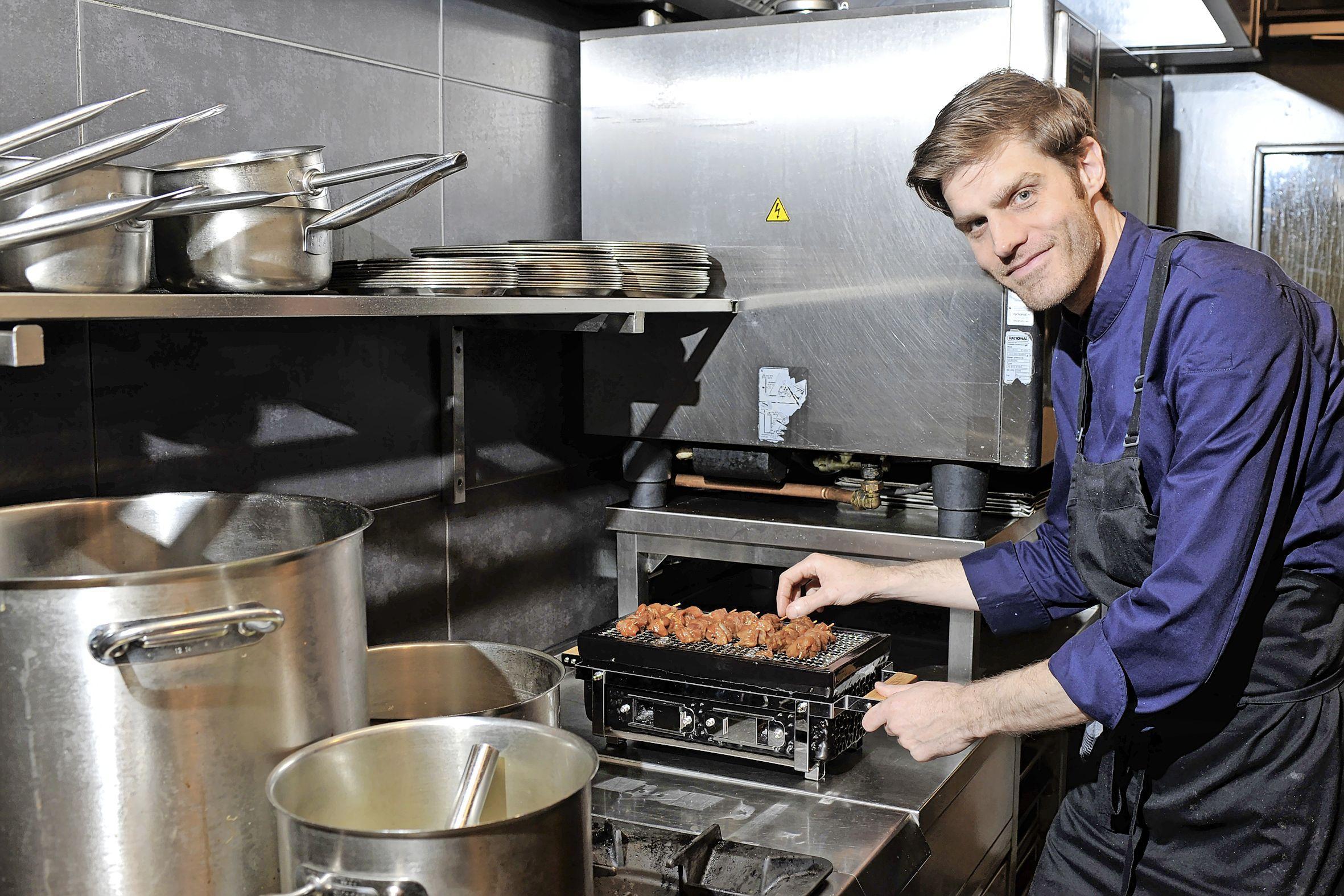 Bib Gourmand voor café restaurant Klaas in Uitgeest en restaurant Le Moulin in Castricum