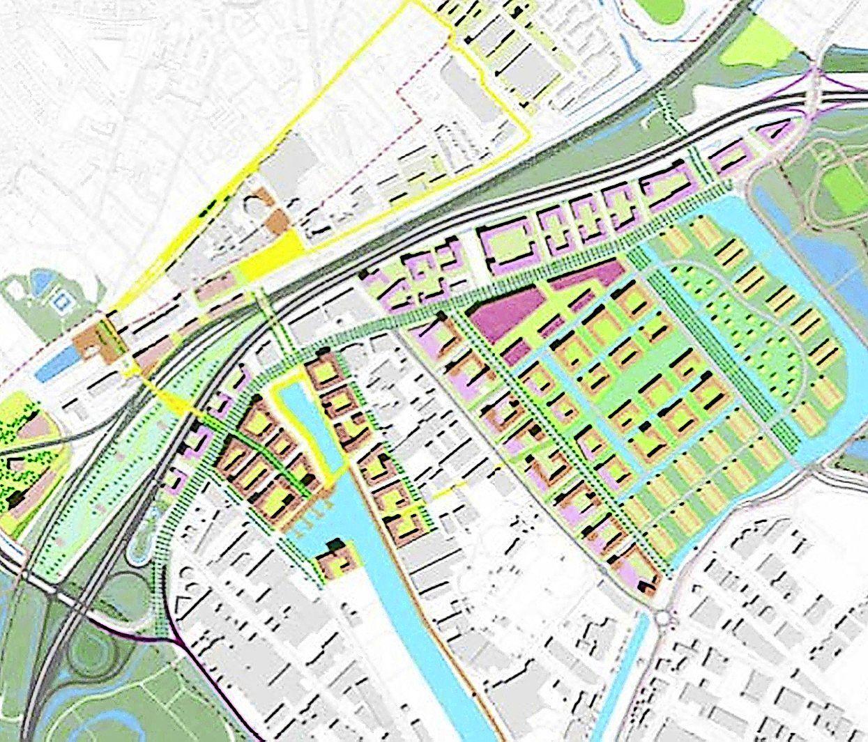 Beverwijk groeit door naar 60.000 inwoners. Gemeenteraad omarmt verkenning Spoorzone, gemeente kan nu aan de slag met het uitwerken van de plannen