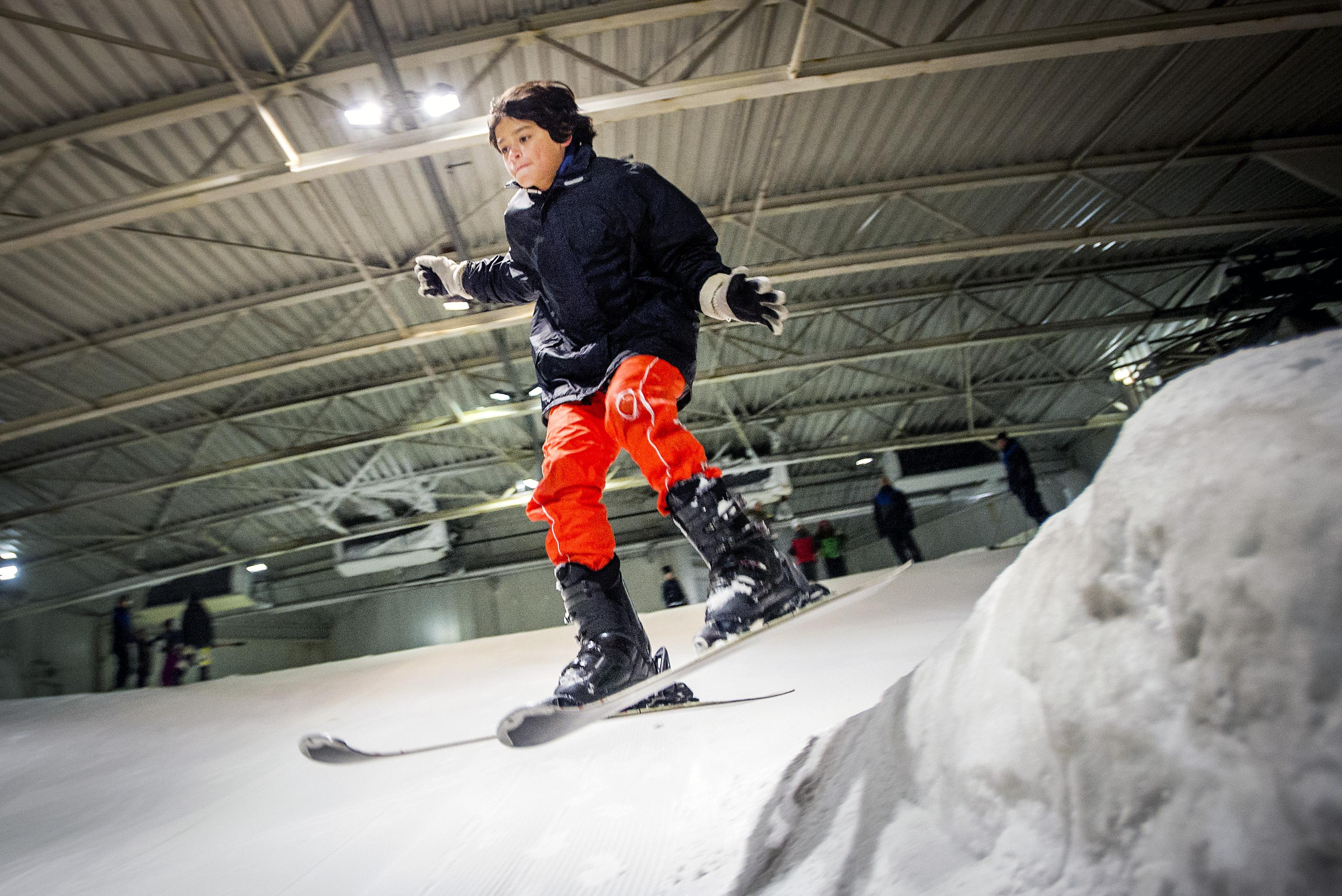 SnowWorld praat met banken over vrijstellingen door crisis