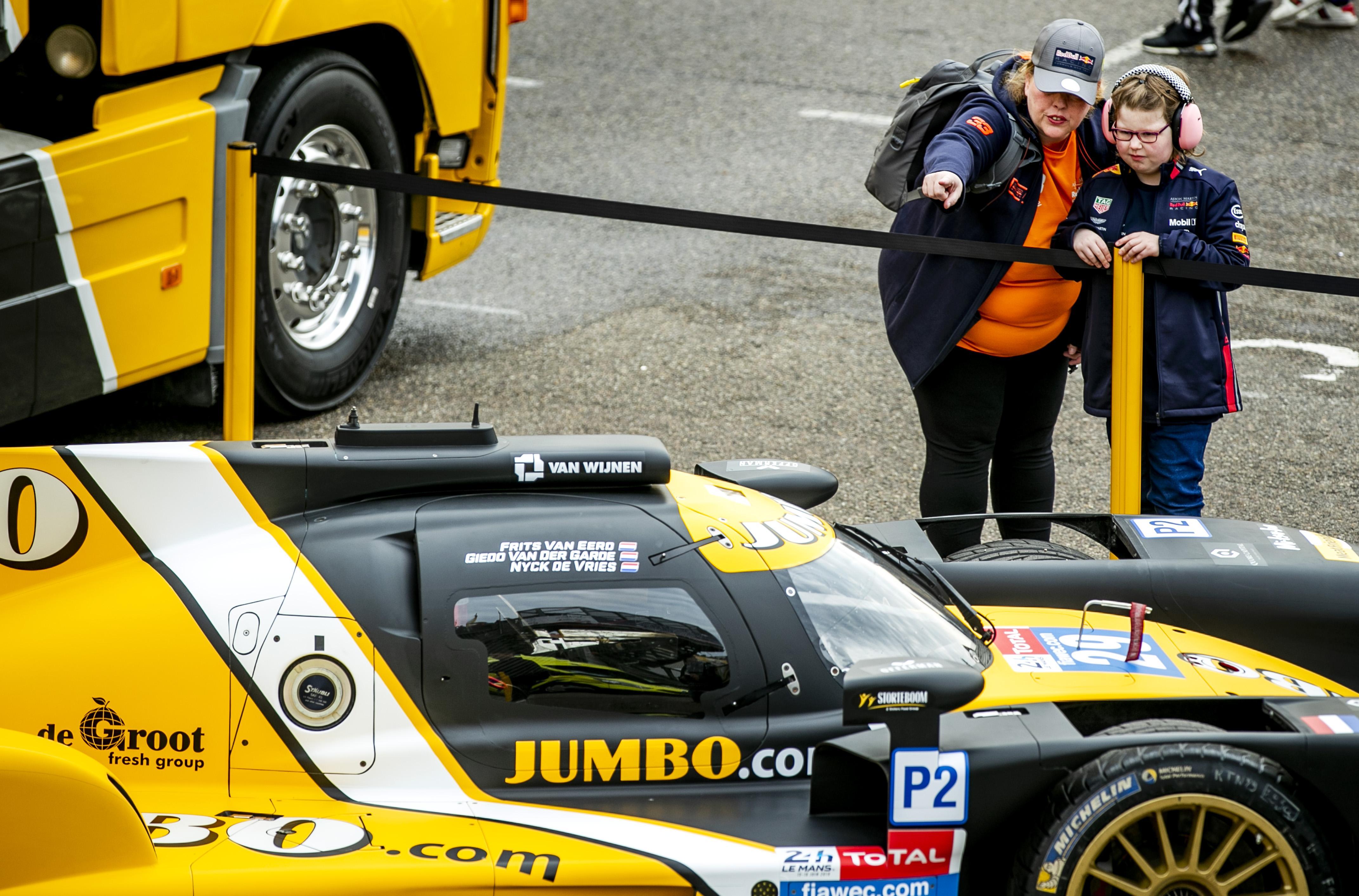 Door Jumbo Racedagen verwachte verkeersdrukte in Zandvoort valt mee