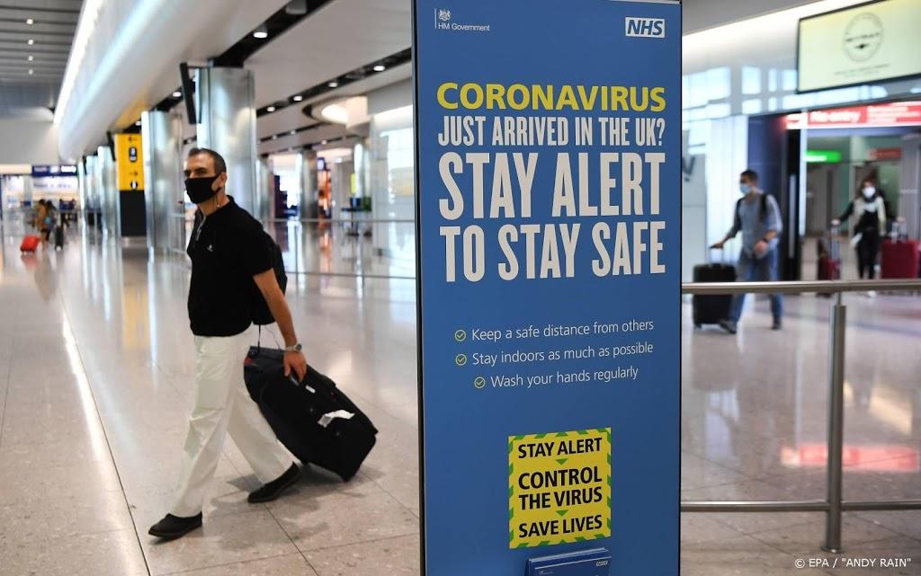 938 nieuwe corona-gevallen in VK