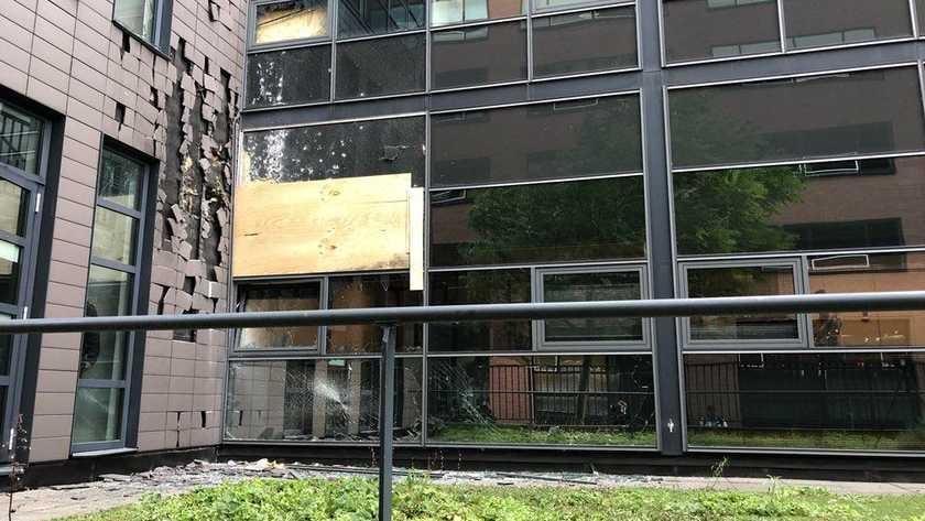 Wat is er waar van de aanslag met raketwerper op Panoramagebouw aan de Teleportboulevard Amsterdam?