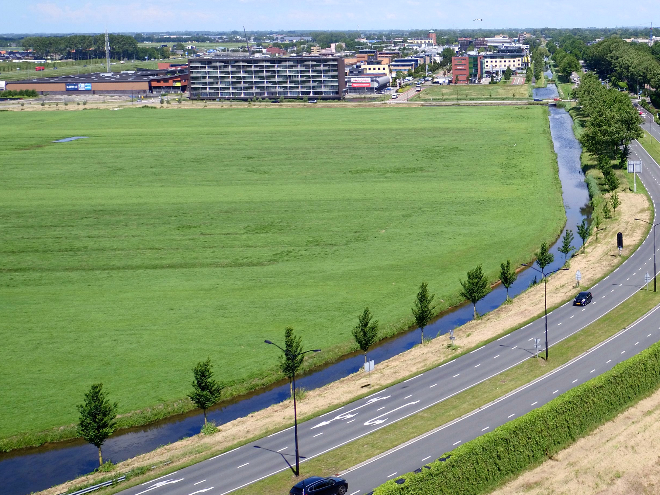 Lauwe reactie college op plan Piramidestad voor voormalige ziekenhuislocatie Heerhugowaard