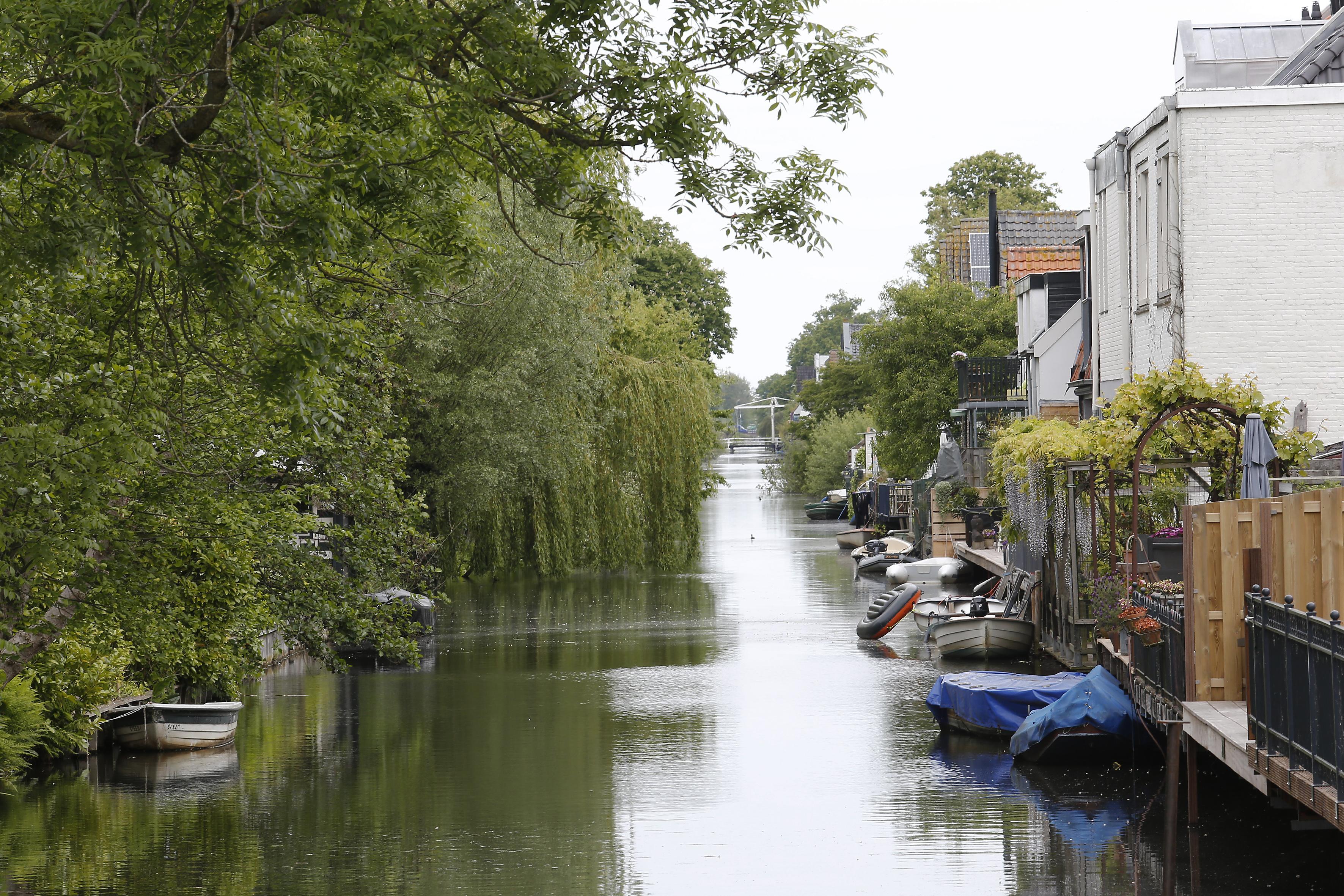 Project varen over de 's-Gravelandse Vaart in Wijdemeren stilgelegd