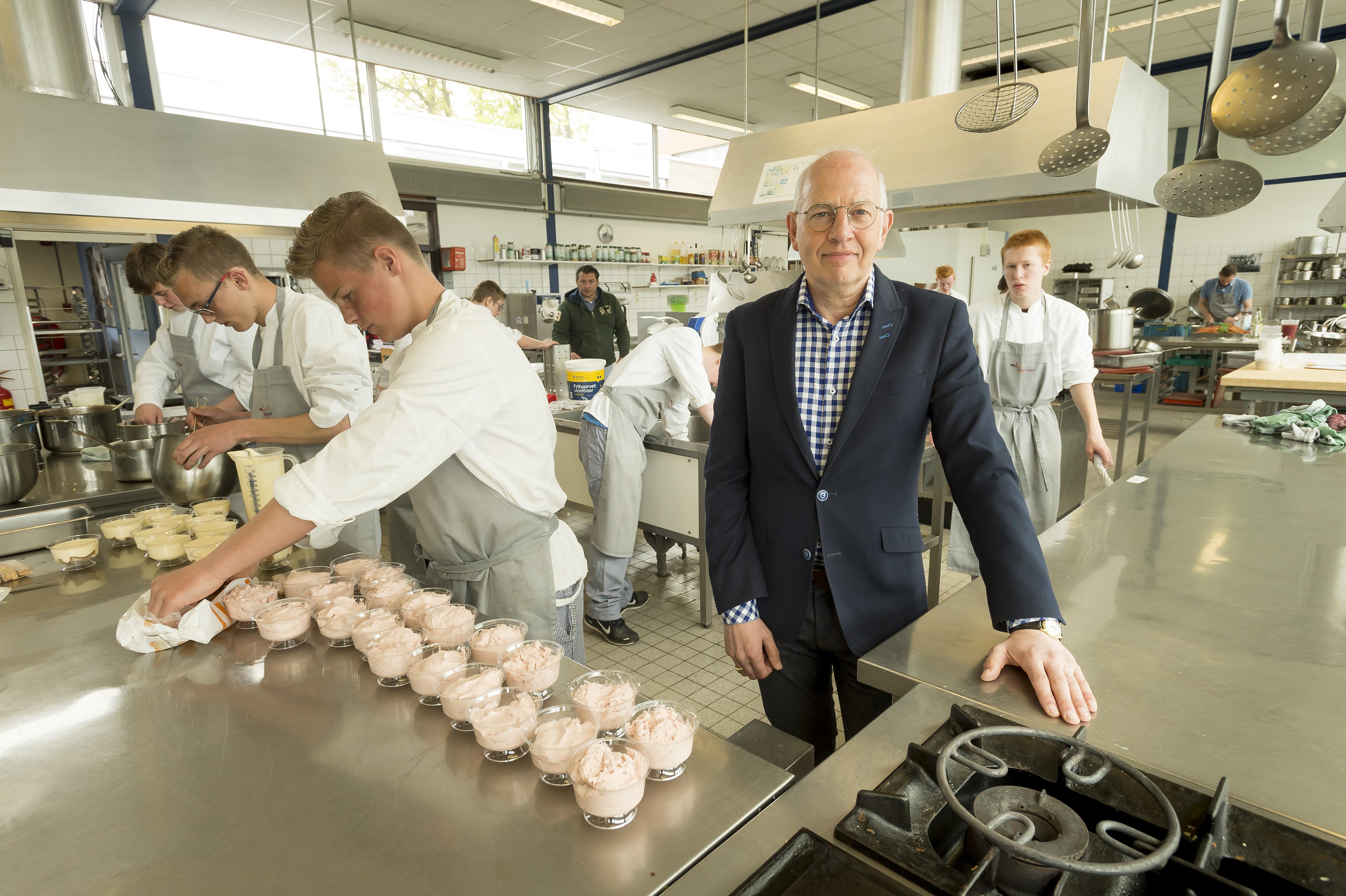 Slechthorende leerling welkom bij KTS Voorhout