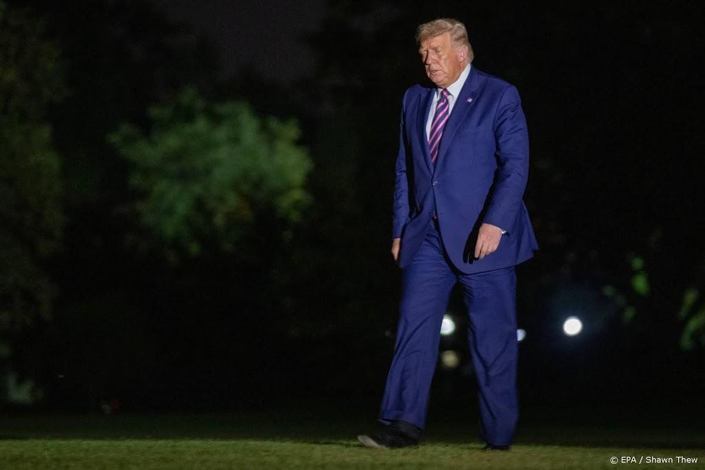 Trump kondigt spoedige nominatie nieuwe opperrechter aan