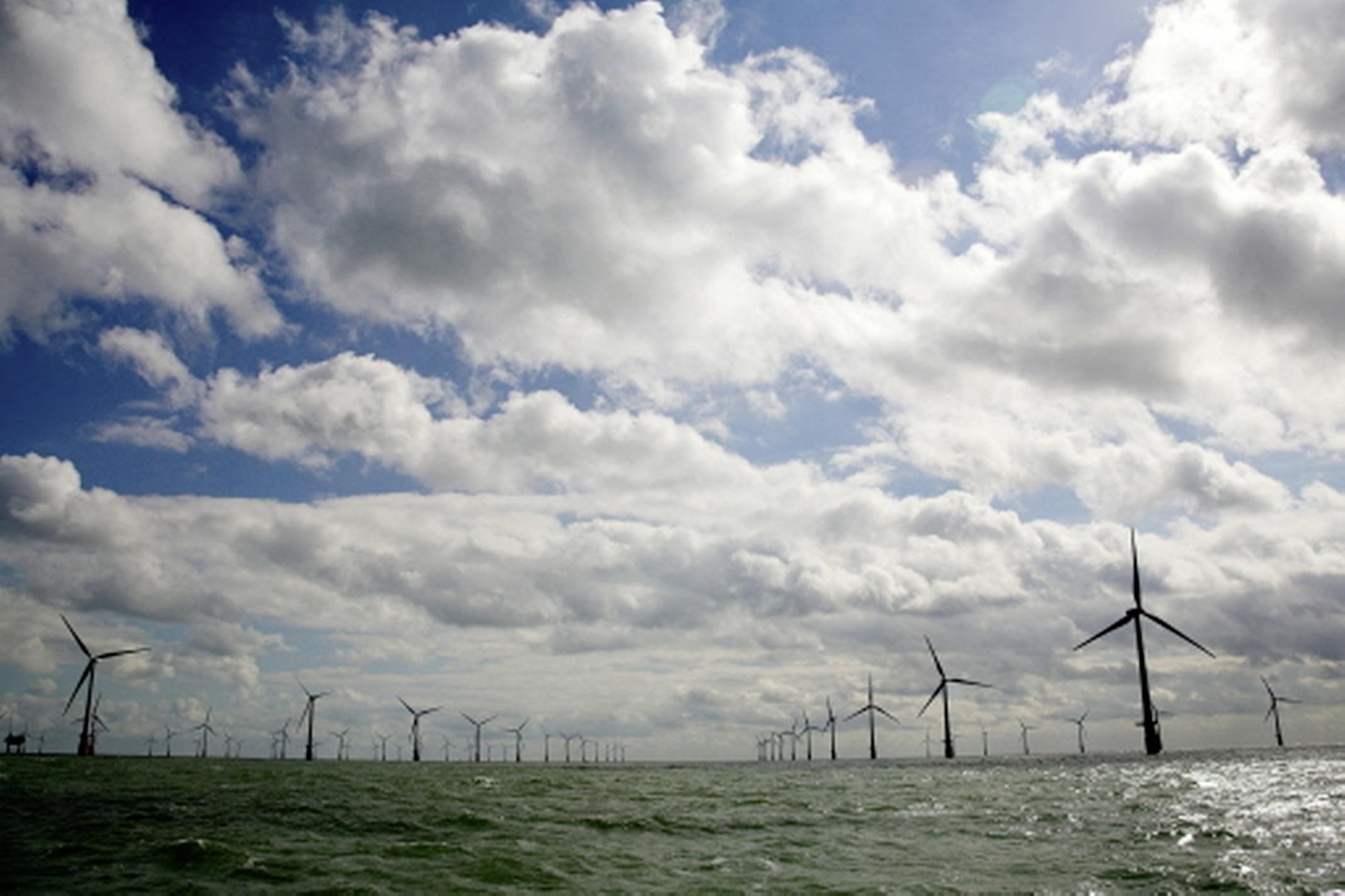 Het windpark 18 km uit de kust is nog niet gebouwd, of Vattenfall verkoopt de helft ervan aan BASF voor de Antwerpse industrie