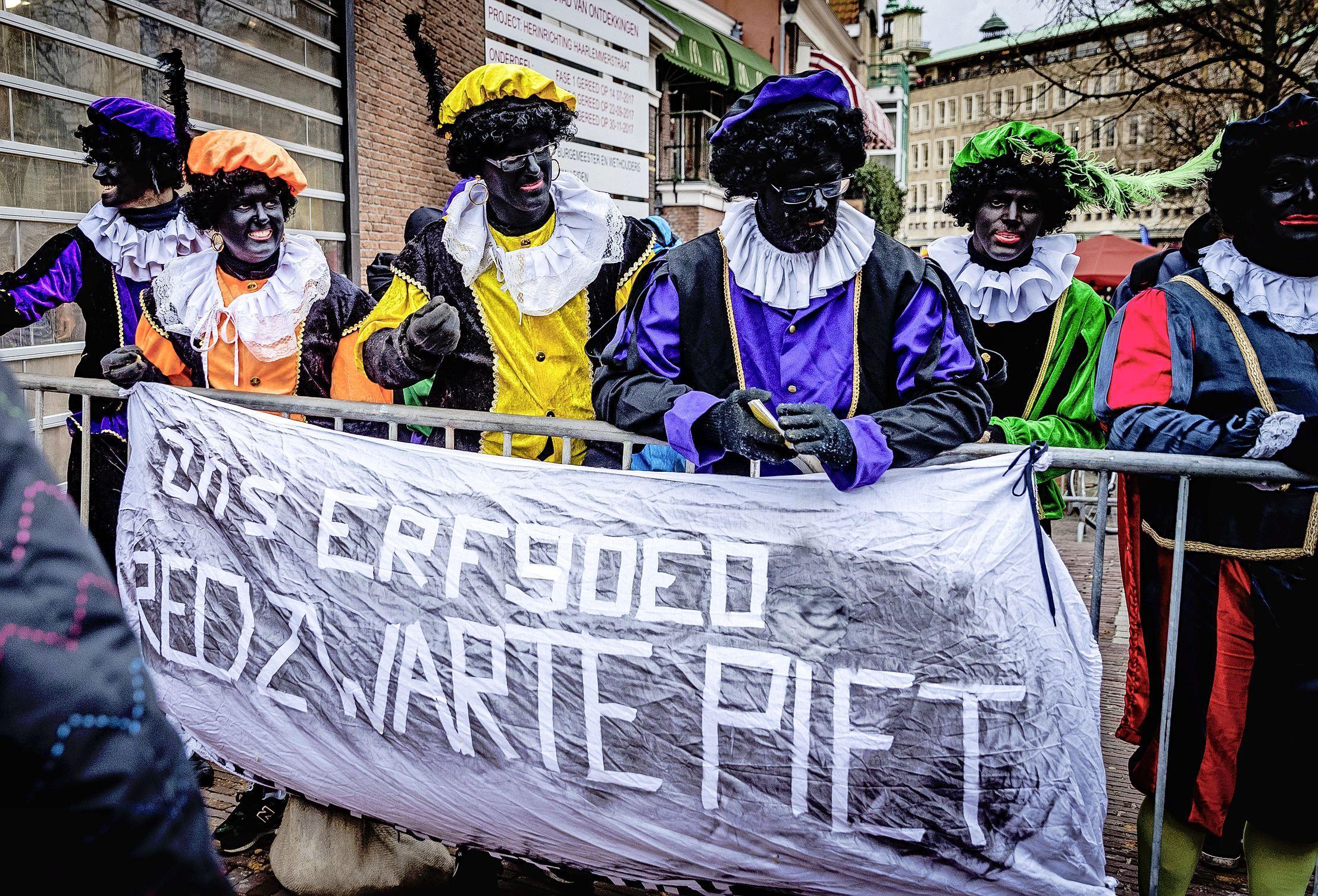 Pleidooi voor geheel zwartepietvrij Leiden