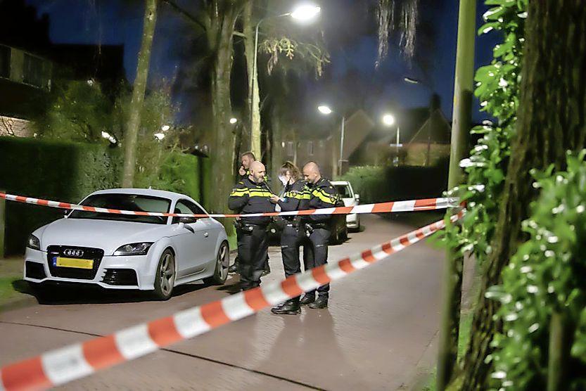 Veel politie op de been na melding woningoverval in Laren